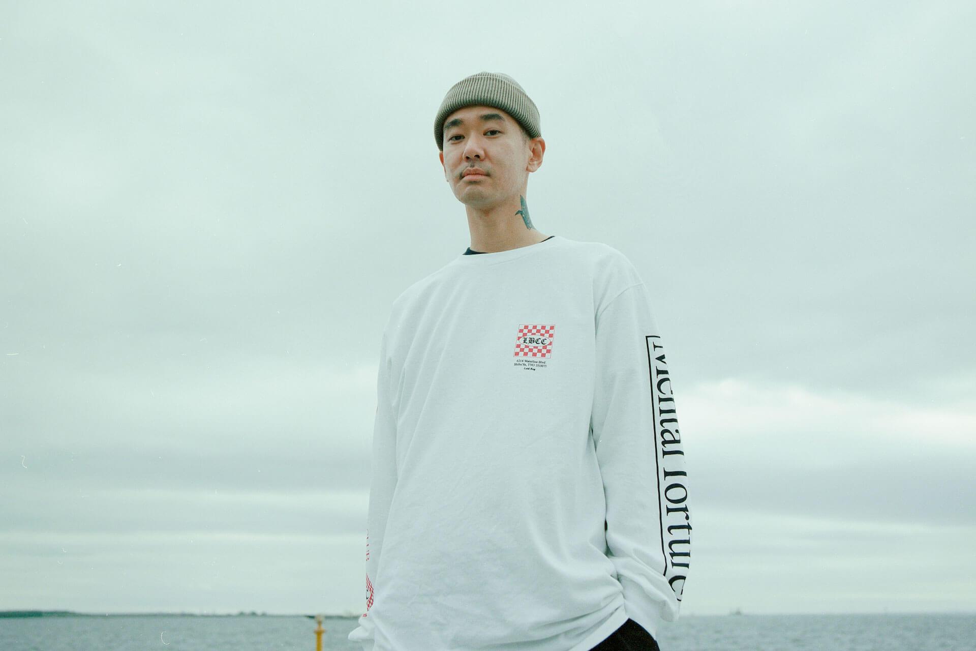 "KMによるニューアルバム『EVERYTHING INSIDE』がリリース決定!""Distortion(feat. 田我流)""が明日先行配信 music210525_km_1"