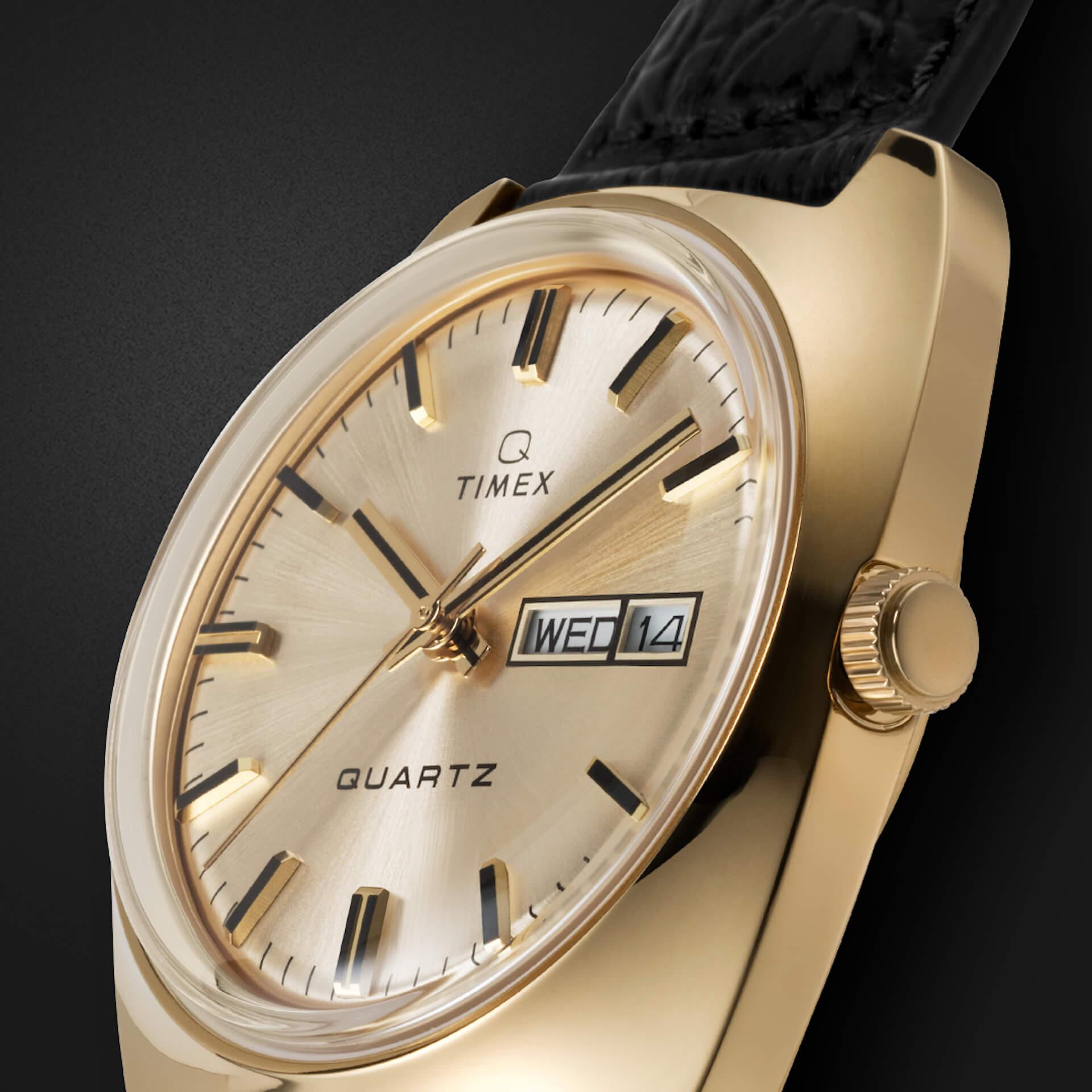 『Q TIMEX』を復刻したゴージャスなモデル『Marmont』が発売決定!本日予約受付開始 life210525_qtimex_3