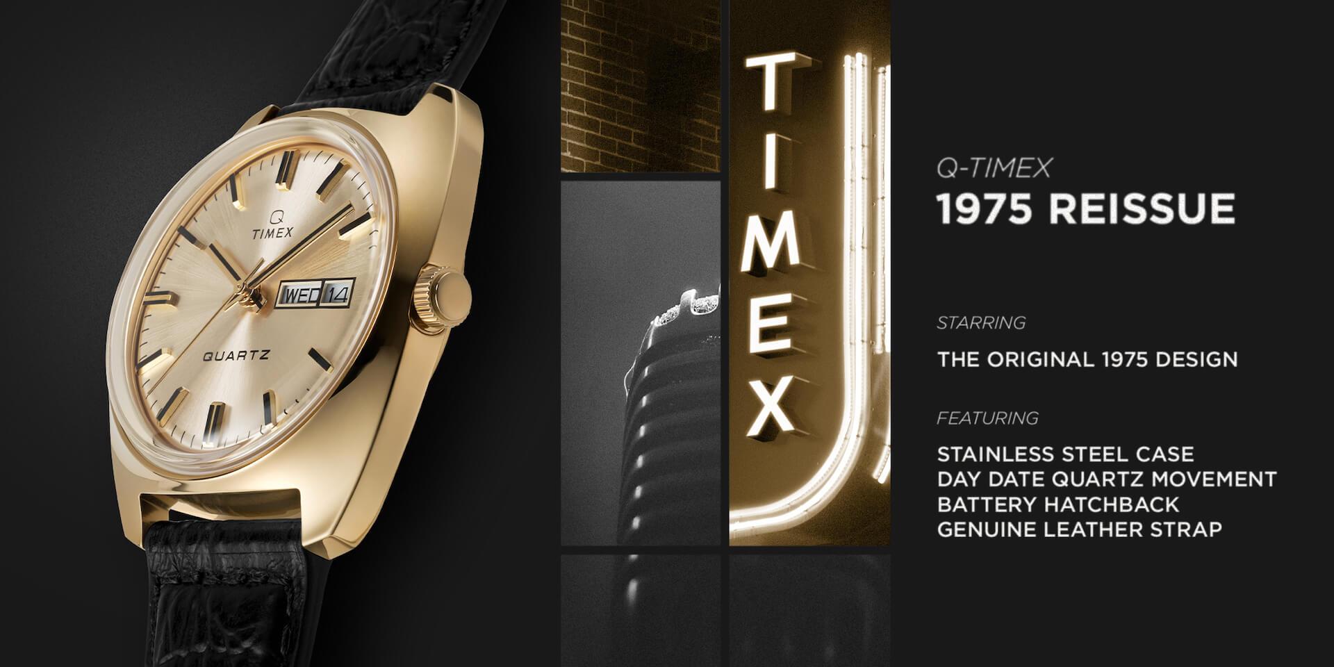 『Q TIMEX』を復刻したゴージャスなモデル『Marmont』が発売決定!本日予約受付開始 life210525_qtimex_1