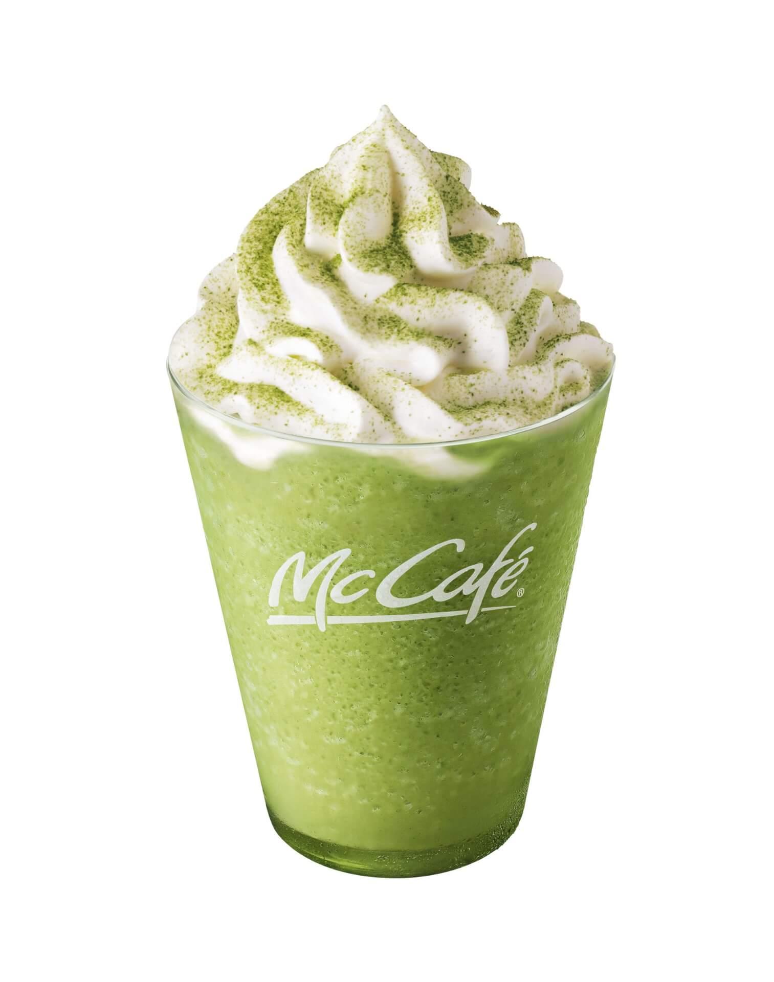 マックカフェで「オレオ® クッキー チョコフラッペ」「宇治抹茶フラッペ」の2種類がレギュラー商品に! gourmet210526_mcdonald_frappe_2