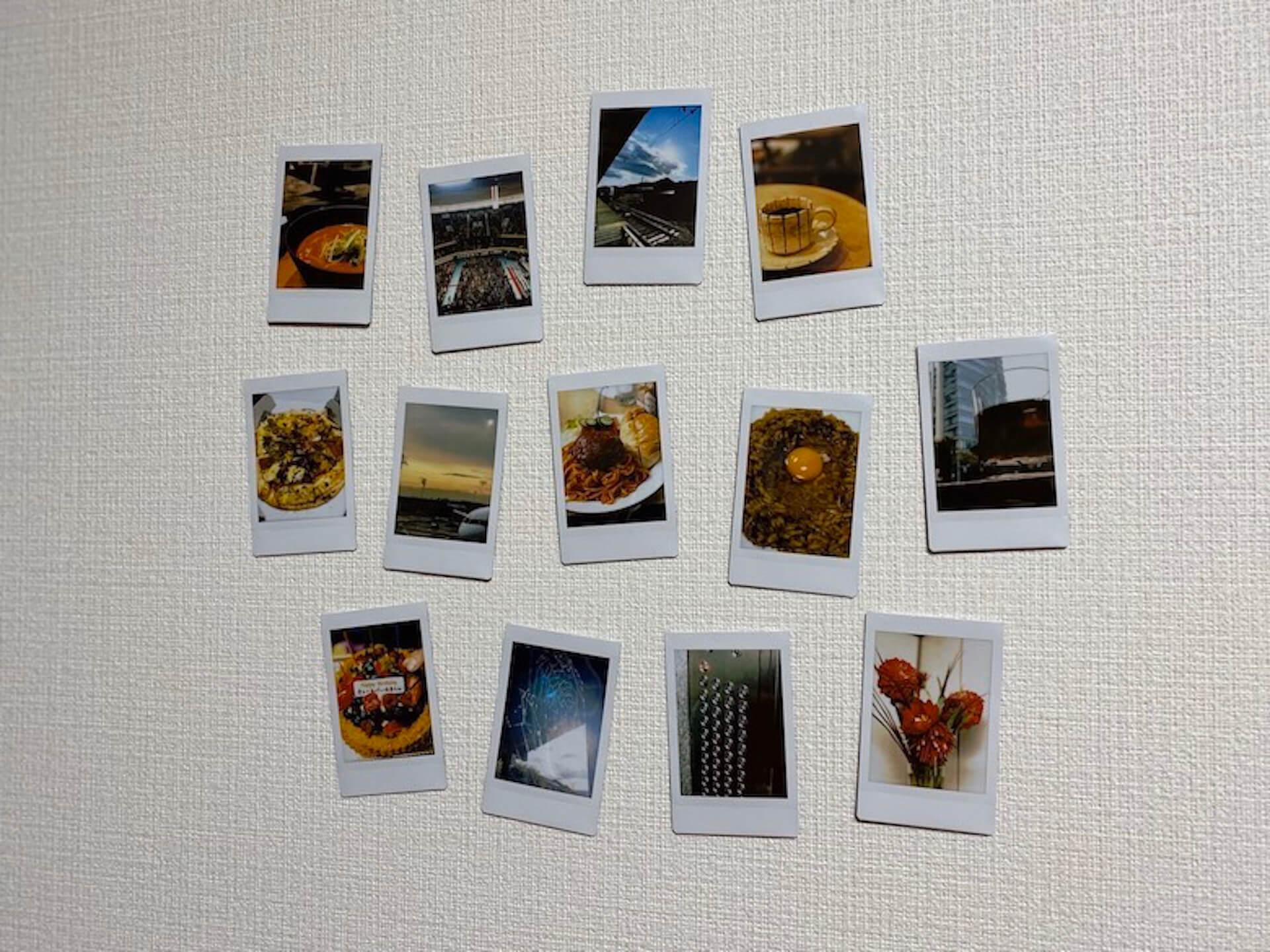 チェキをおウチでDIY「チェキを飾る」/濱正悟 LifeFashion200526_cheki-hamashougo_1