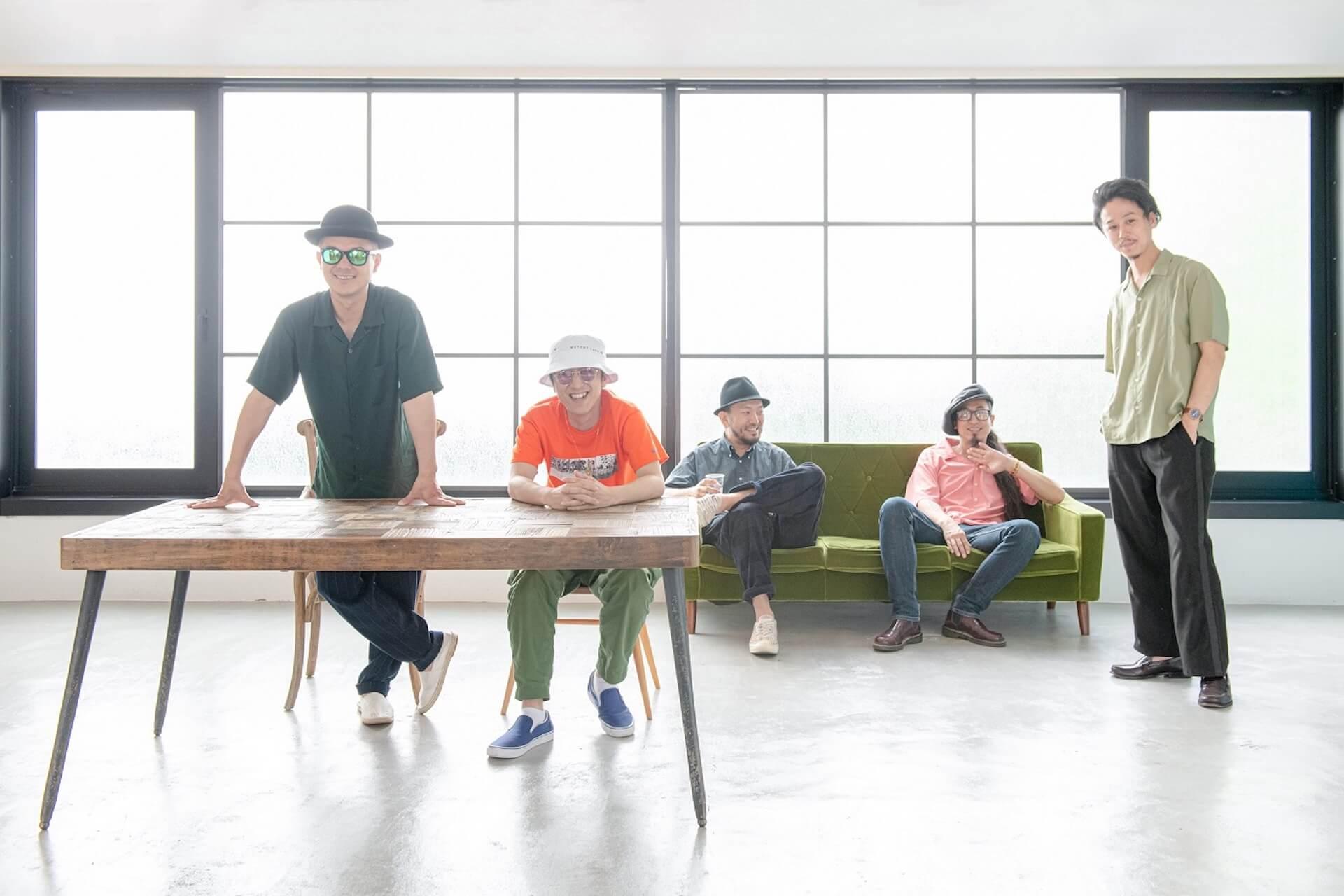 """韻シストの新ミニアルバム『HARVEST』がリリース決定!新曲""""RHYME&BEATS""""が本日配信 music210526_insist_1"""