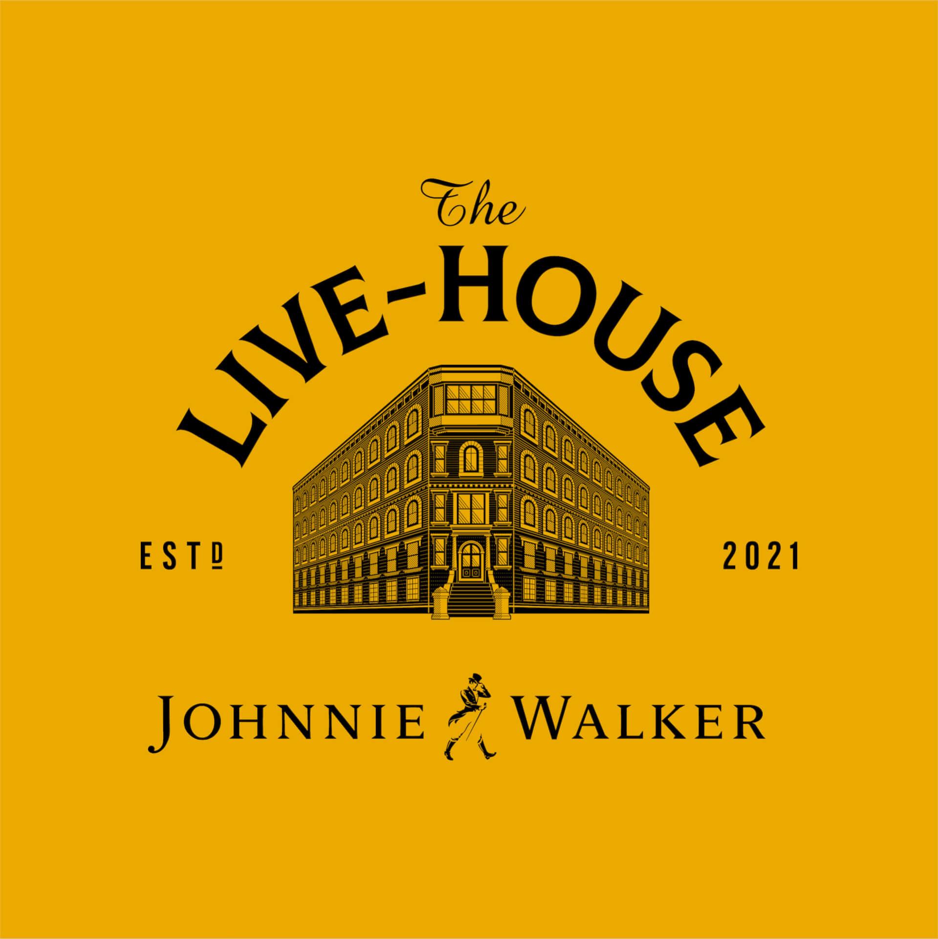 ジョニーウォーカーのオンラインライブシリーズ<The LIVE-HOUSE>にSTUTS、大比良瑞希ら出演決定!ミニボトルが抽選で当たるキャンペーンも music210526_the-live-house-210526_4