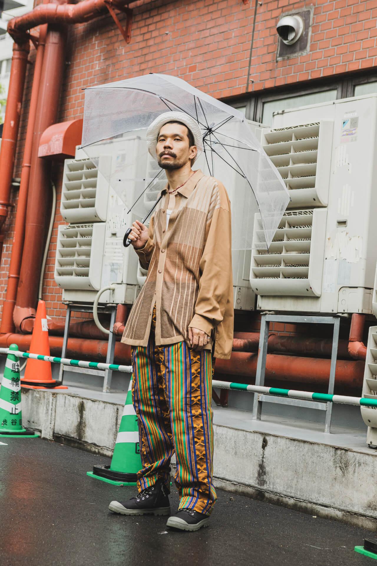 PALLADIUM × 7A&msd|スタイリスト、クリエイターが提案する梅雨を乗り切る雨の日コーデ fashion210526_palladium-08