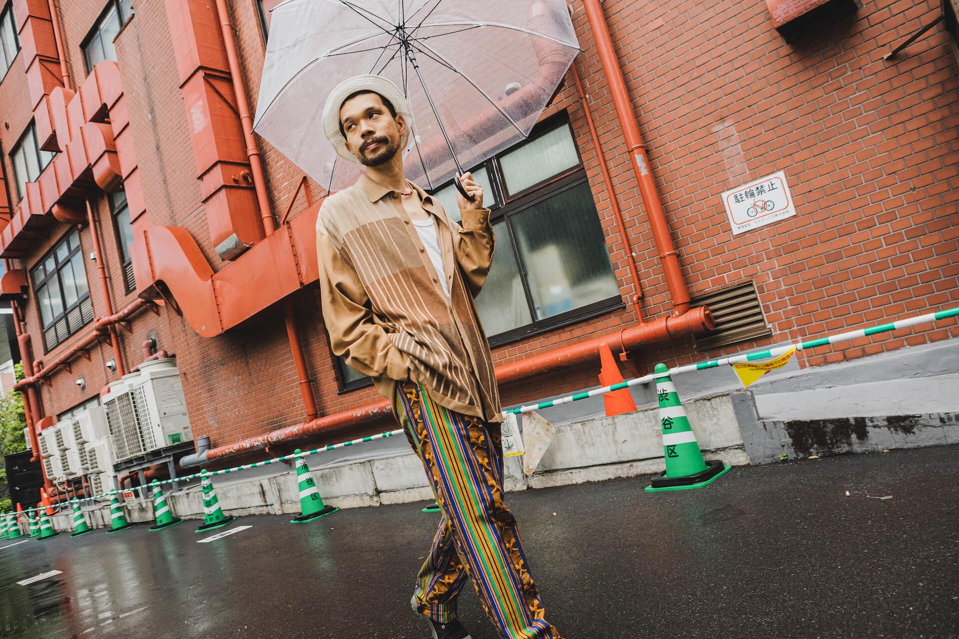 PALLADIUM × 7A&msd|スタイリスト、クリエイターが提案する梅雨を乗り切る雨の日コーデ fashion210526_palladium-09