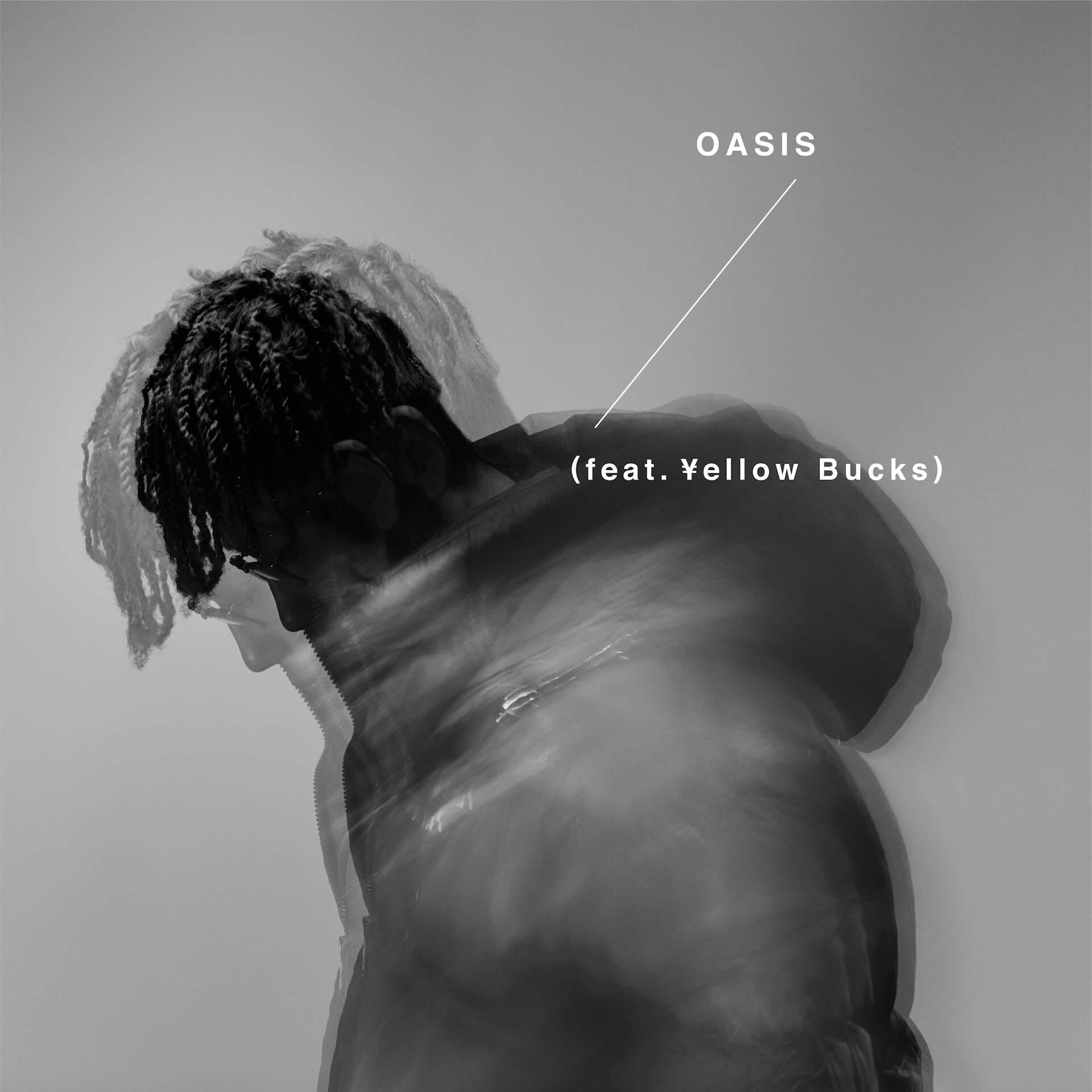 "Shurkn Papが¥ellow Bucksをフィーチャーした楽曲""OASIS ""が本日配信リリース!MVも公開 music210528_shurknpap_1"