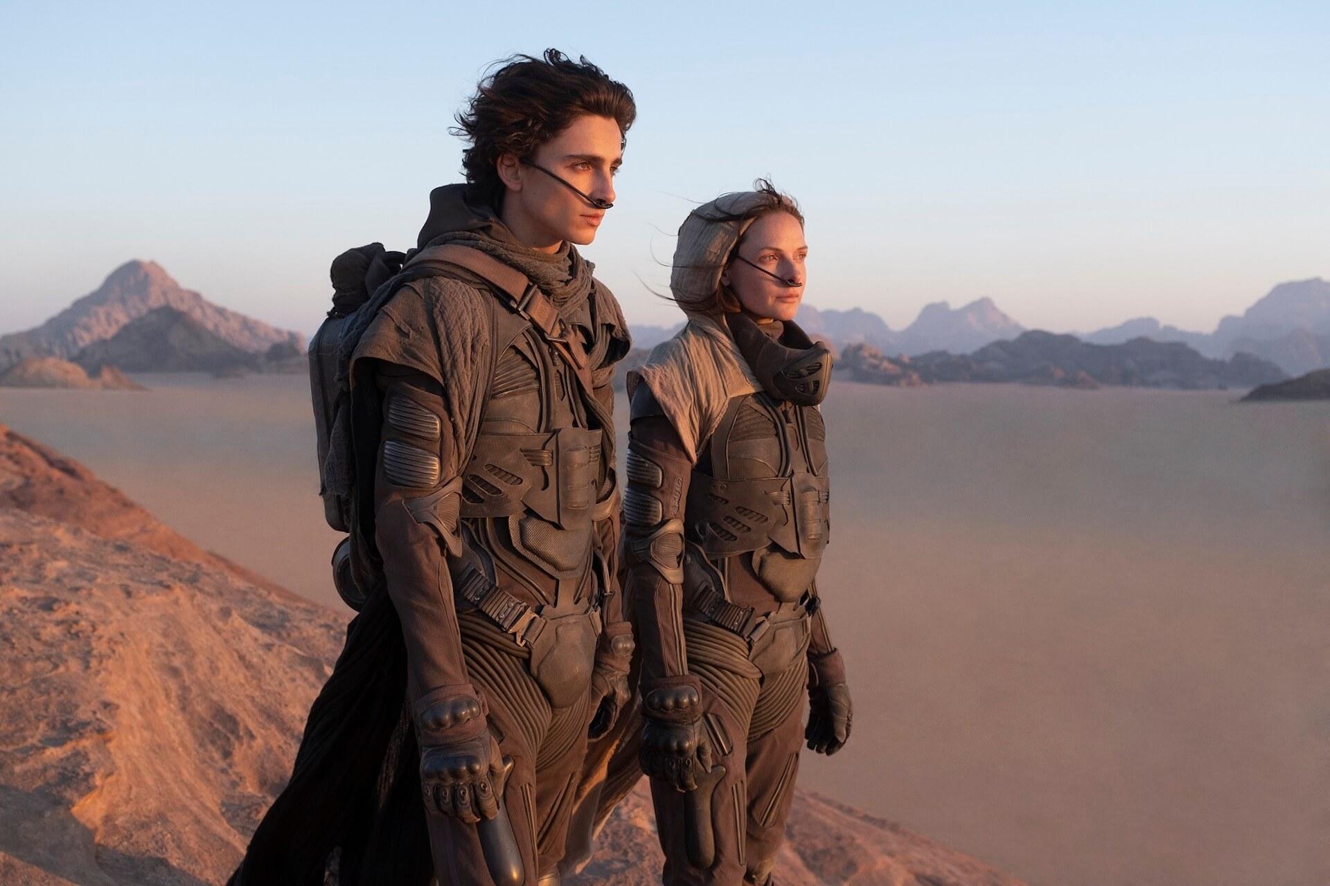 『DUNE/デューン 砂の惑星』が10月に公開決定!ティモシー・シャラメ、ジェイソン・モモアらが躍動する場面写真も解禁 film210603_dune_3