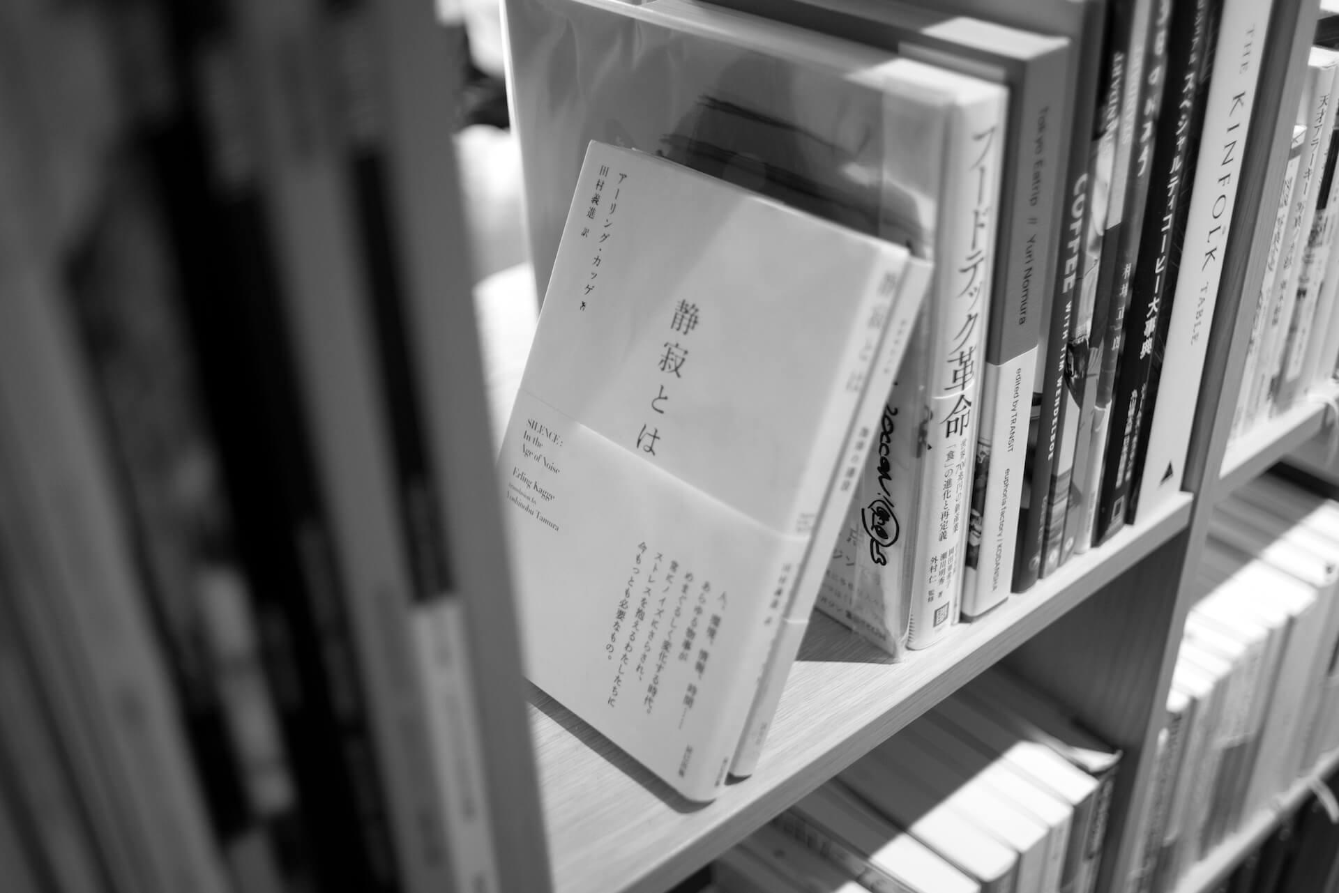 アートブックノススメ:番外編 河澄大吉-『静寂とは』/アーリング・カッゲ:著/田村善進:訳 column210503_artbook-daikichi-kawazumi-01