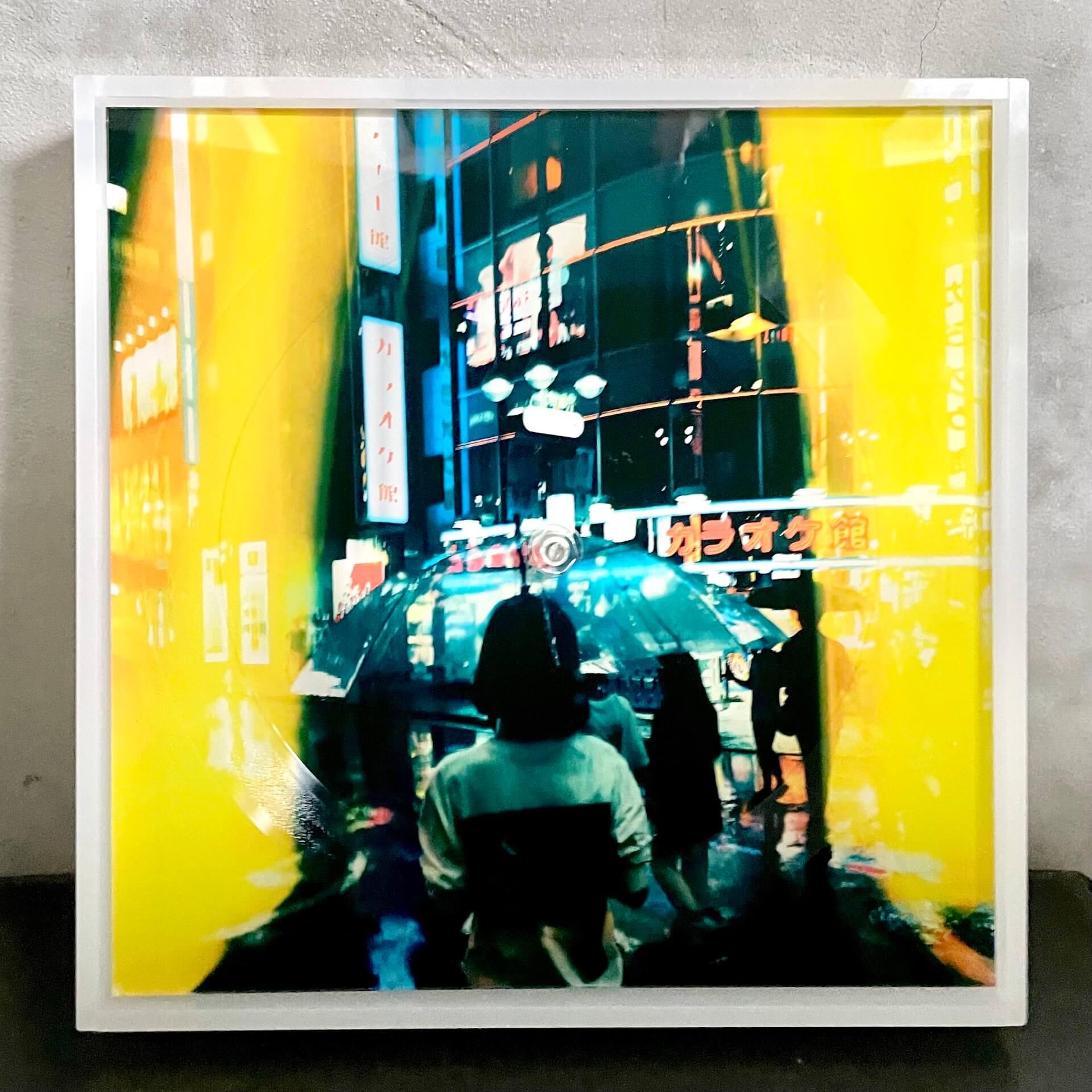 黒瀧節也による音楽と写真を組み合わせたアートヴァイナルやNFT作品のエキシビジョン<ALTER EGO>が原宿 THE PLUGにて開催! art210604_alterego_13