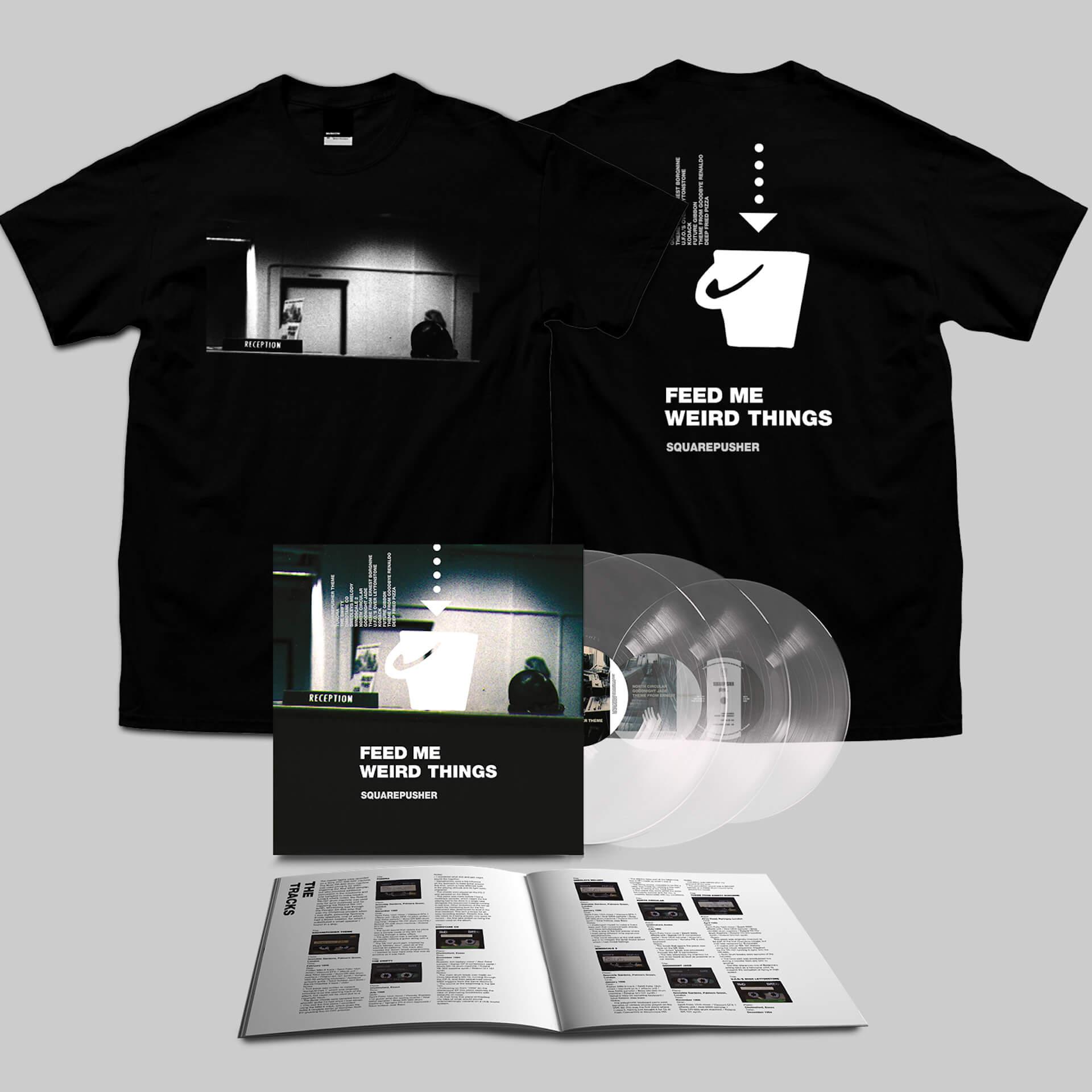 Squarepusherデビューアルバム『Feed Me Weird Things』再発盤が本日ついに発売!待望のサブスクも解禁 music210604_squarepusher_8