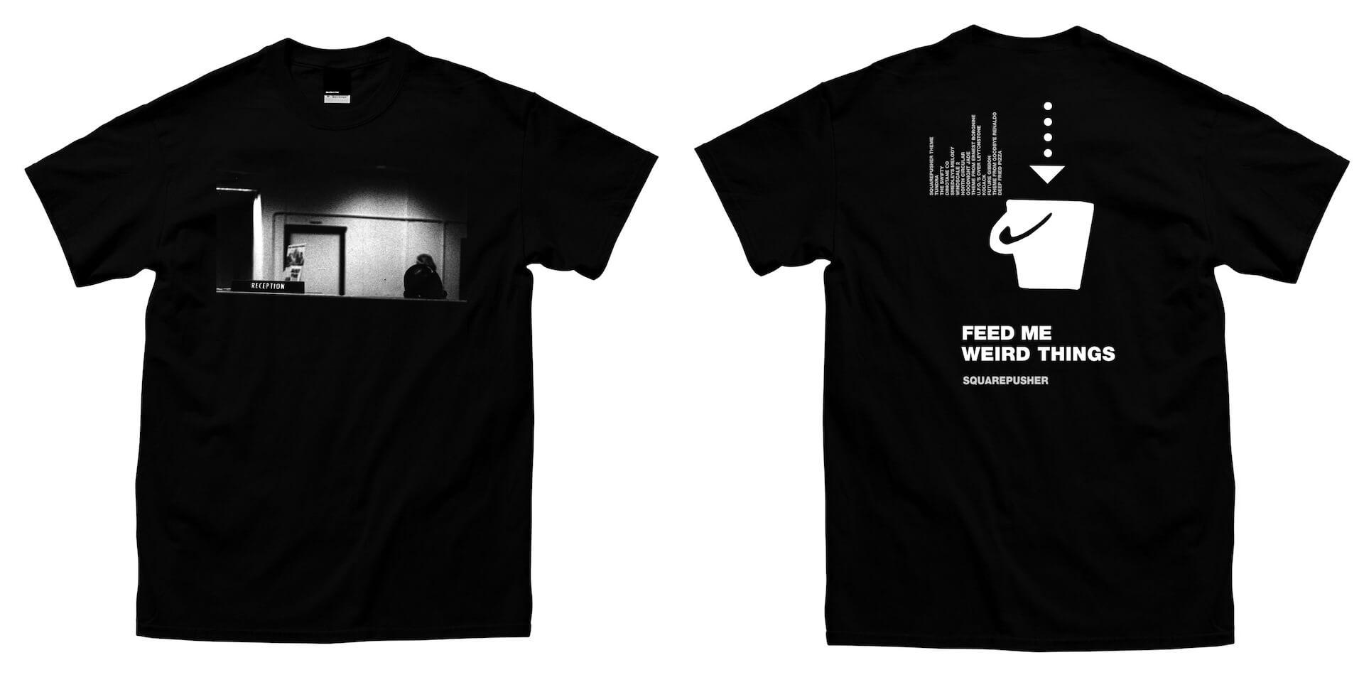 Squarepusherデビューアルバム『Feed Me Weird Things』再発盤が本日ついに発売!待望のサブスクも解禁 music210604_squarepusher_10