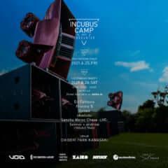 INCUBUS CAMP