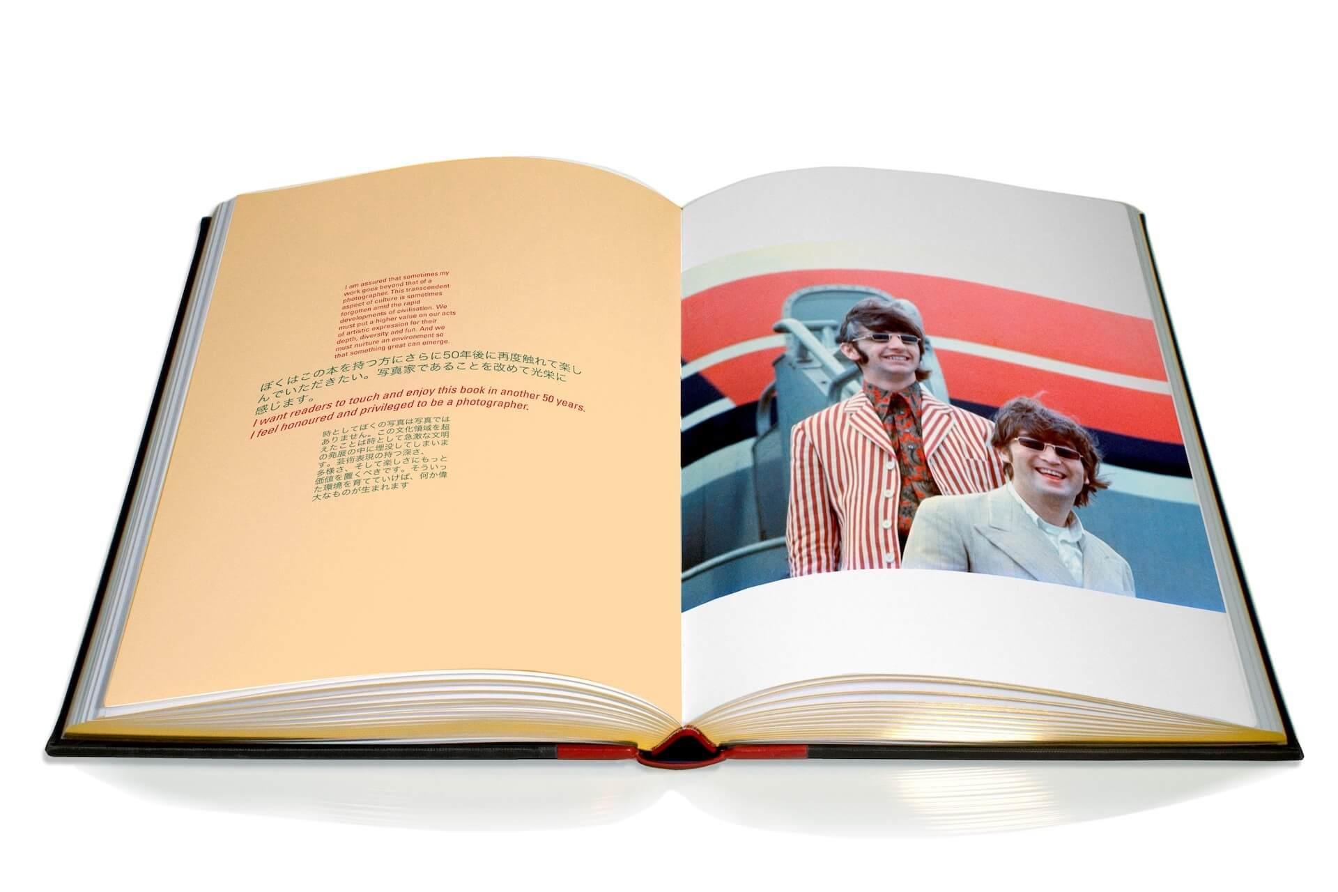 ザ・ビートルズ来日時を克明に記録した浅井慎平の写真集『HELLO,GOODBYE~The Beatles in Tokyo 1966~』が限定蔵出し販売決定! art210608_thebeatles_3