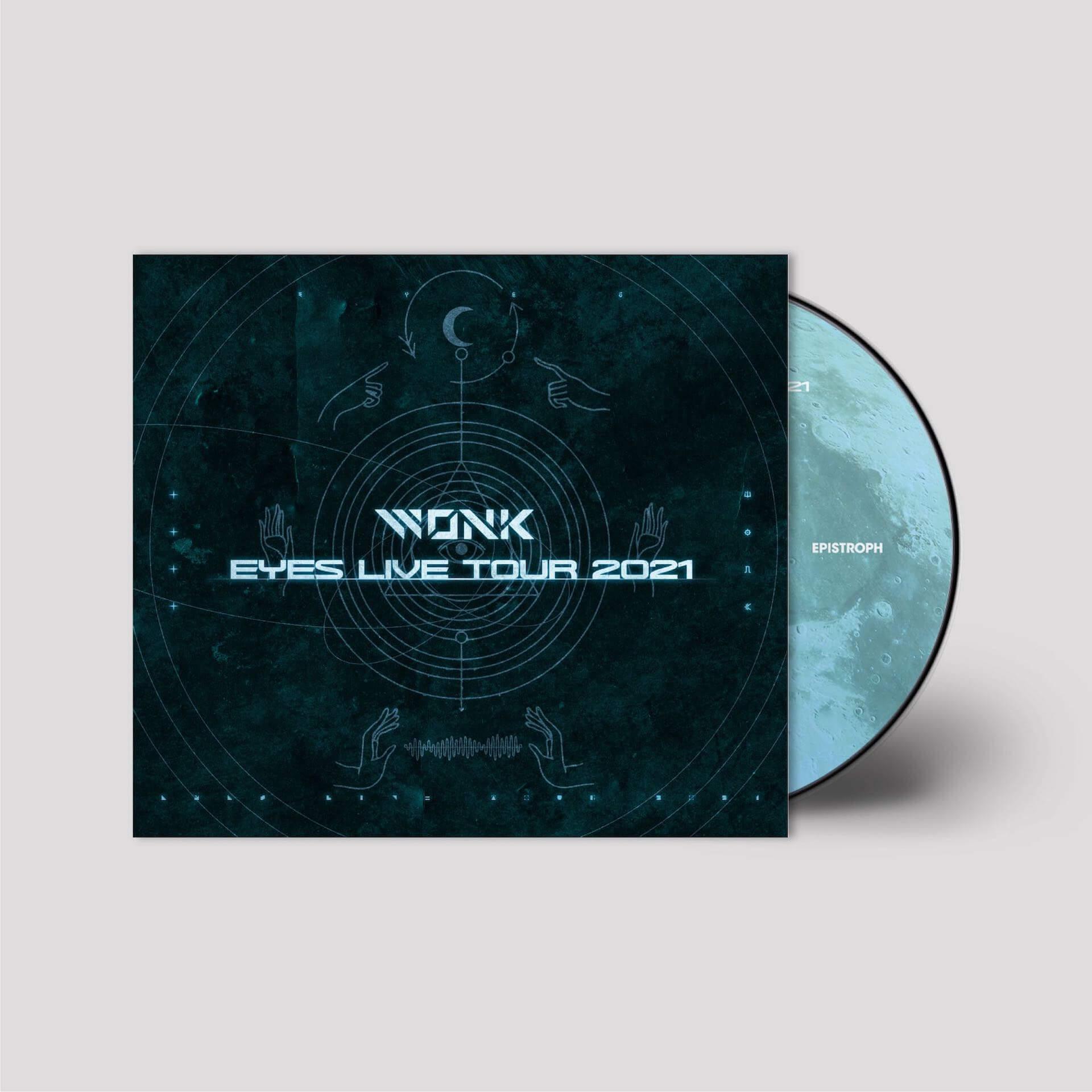WONK『EYES』のリミックスシリーズが配信決定!坂東祐大、Oscar Jerome、Charlie Limが参加 music210609_wonk_remix_2