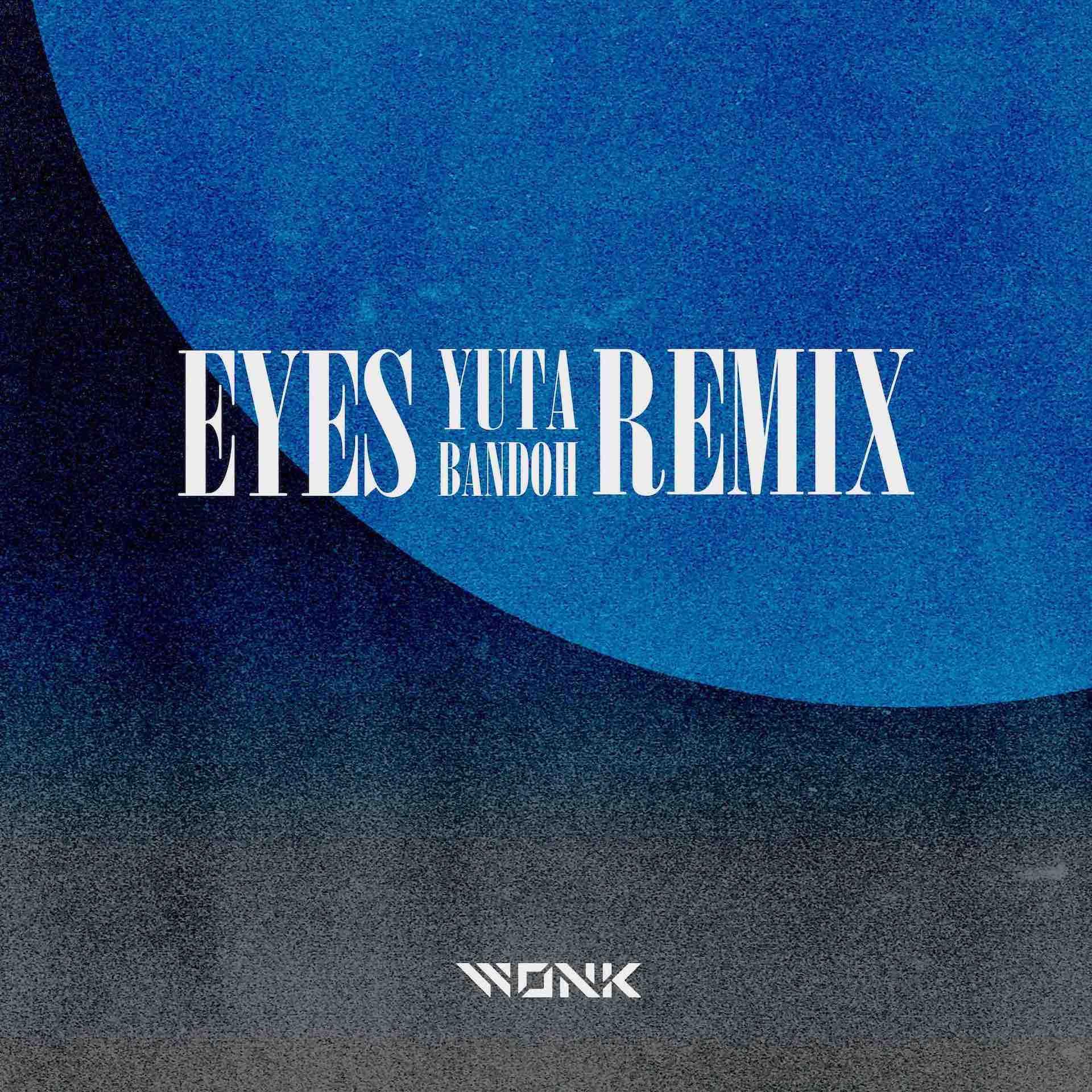 WONK『EYES』のリミックスシリーズが配信決定!坂東祐大、Oscar Jerome、Charlie Limが参加 music210609_wonk_remix_5