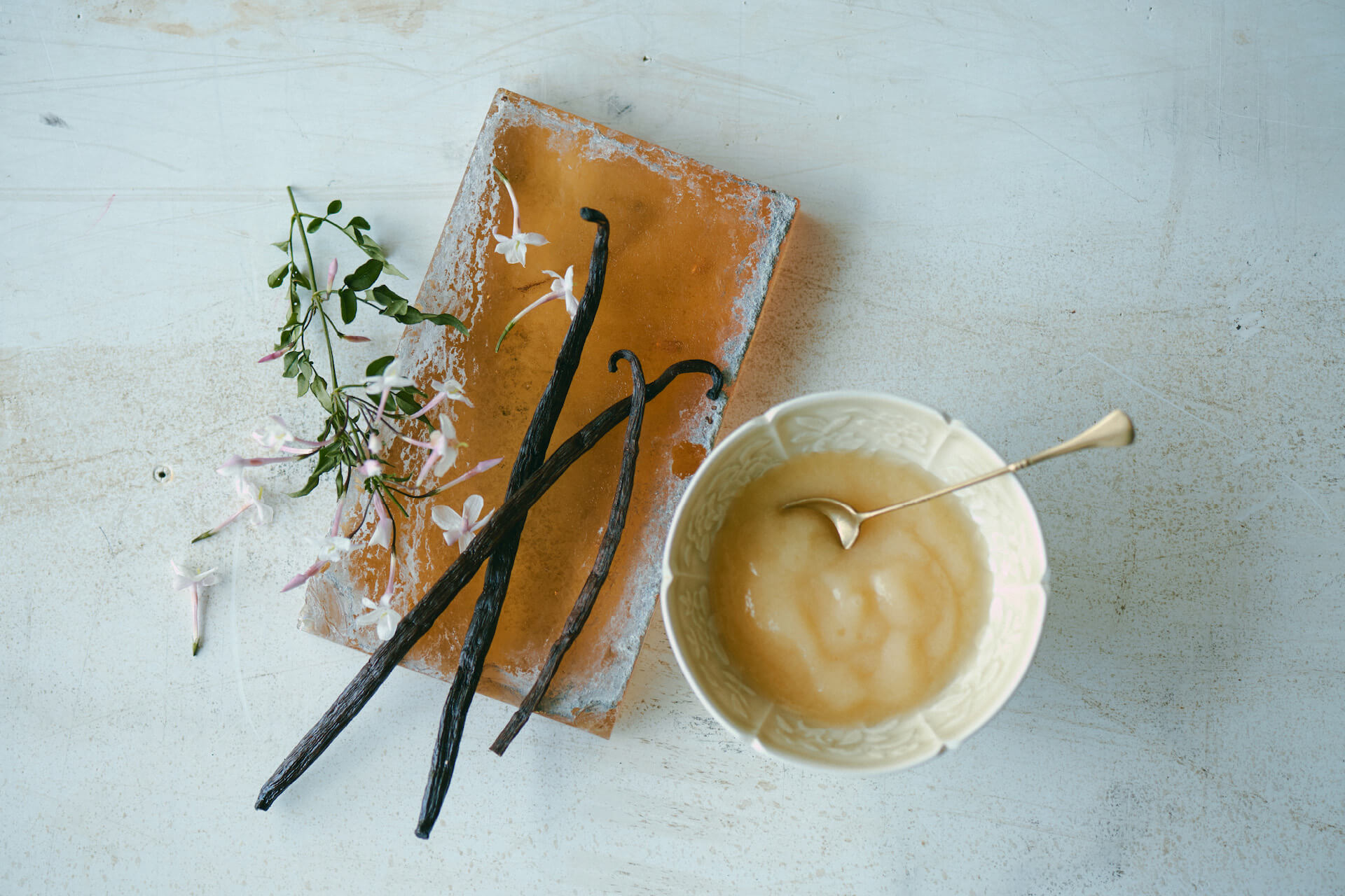 Mr. CHEESECAKEの初夏限定フレーバー「Mr. CHEESECAKE Royal Jasmine」が2日間限定で発売決定! gourmet210609_mrcheesecake_2