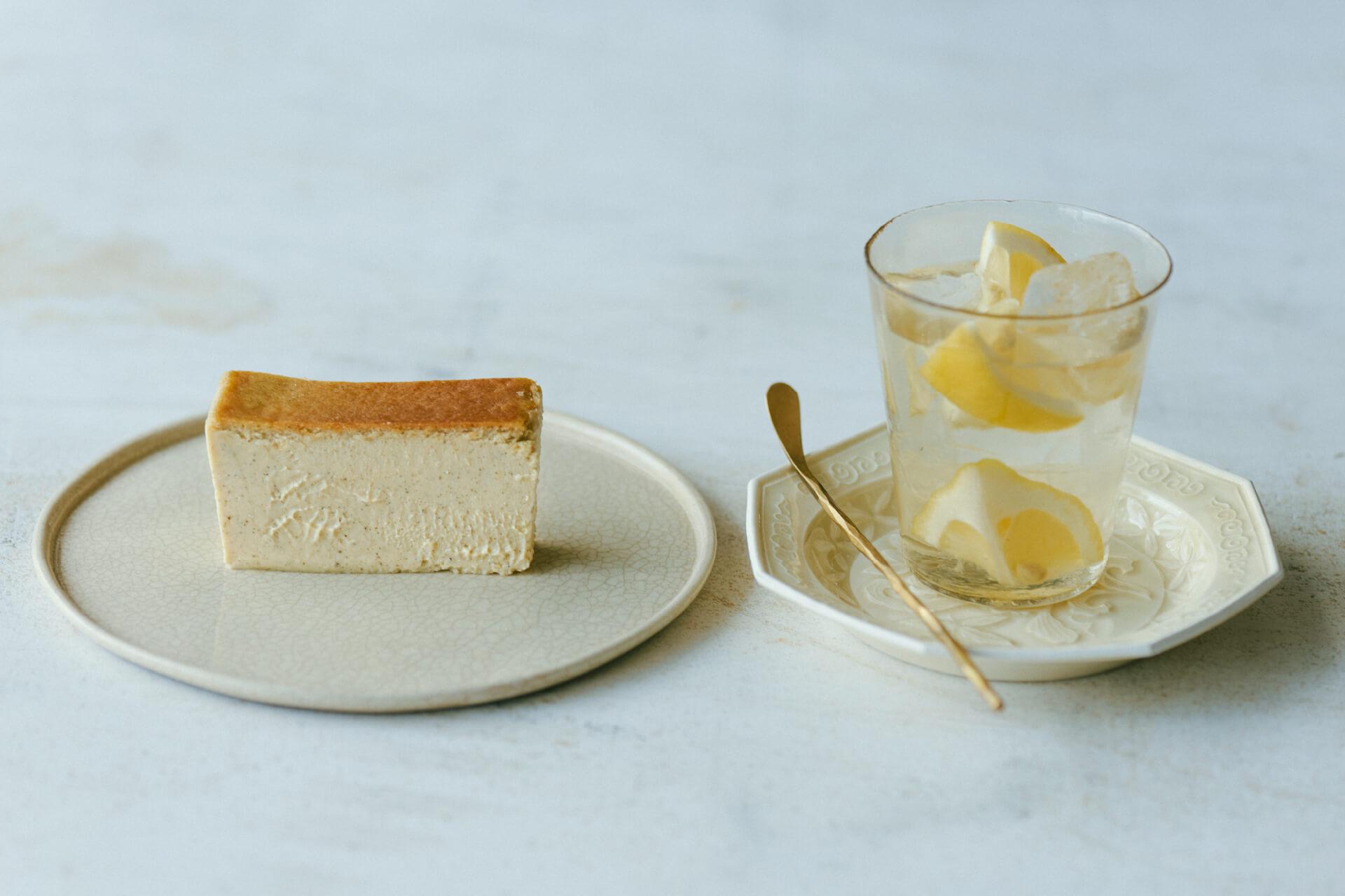 Mr. CHEESECAKEの初夏限定フレーバー「Mr. CHEESECAKE Royal Jasmine」が2日間限定で発売決定! gourmet210609_mrcheesecake_3