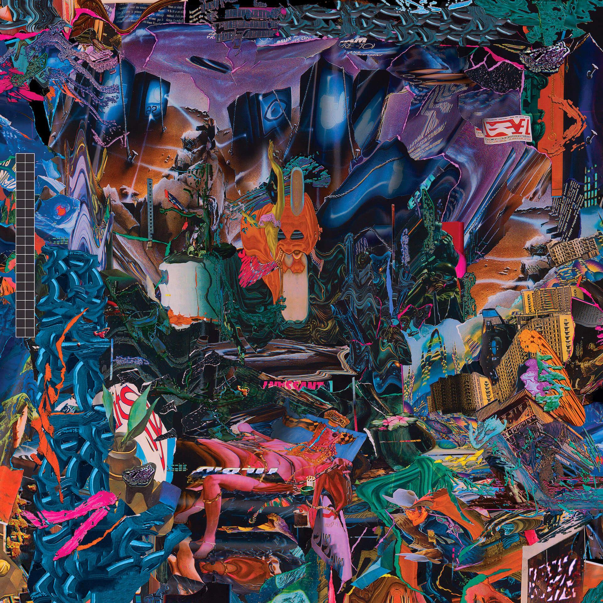 2ndアルバム『Cavalcade』をリリースしたblack midiによるジャパンツアーが開催決定!東京・大阪・名古屋を周遊 music210610_blackmidi_tour_4