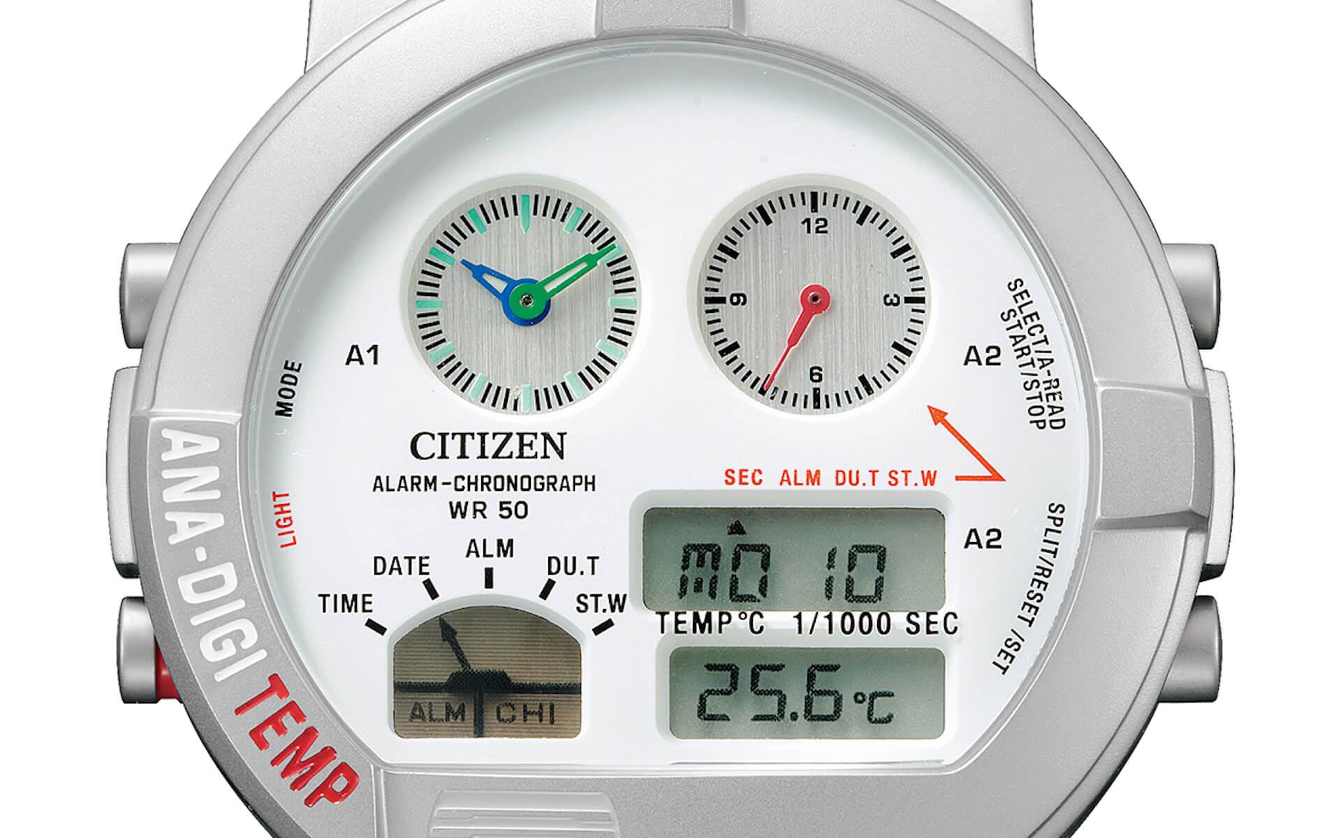 シチズン「RECORD LABEL」から人気モデル『ANA-DIGI TEMP ROUND』のオンタイム・ムーヴ別注モデルが発売決定! tech210610_citizen_recordlabel_8