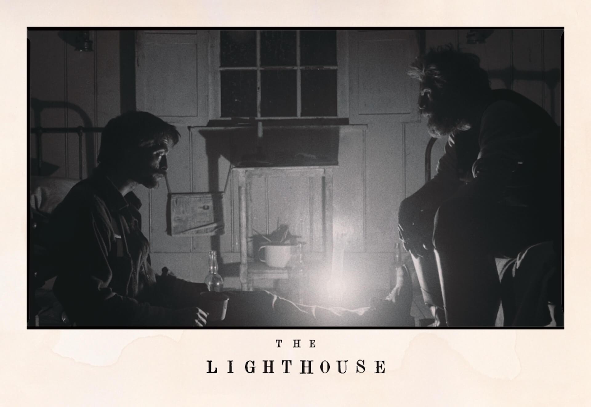 """『ミッドサマー』と『ウィッチ』が再上映決定!<『ライトハウス』公開直前! """"光と影""""のスリラー映画特集上映>実施 film210610_lighthouse_2"""