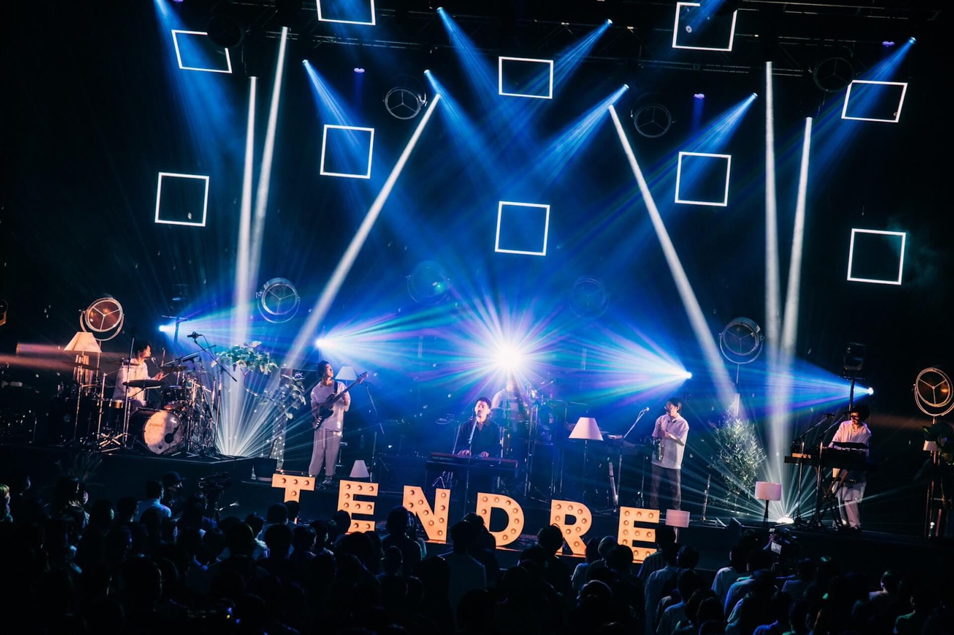 "TENDREがメジャーデビューシングル""PIECE""リリースツアー初日を敢行!メジャーデビューアルバムリリースも発表 music210610_tendre_12"