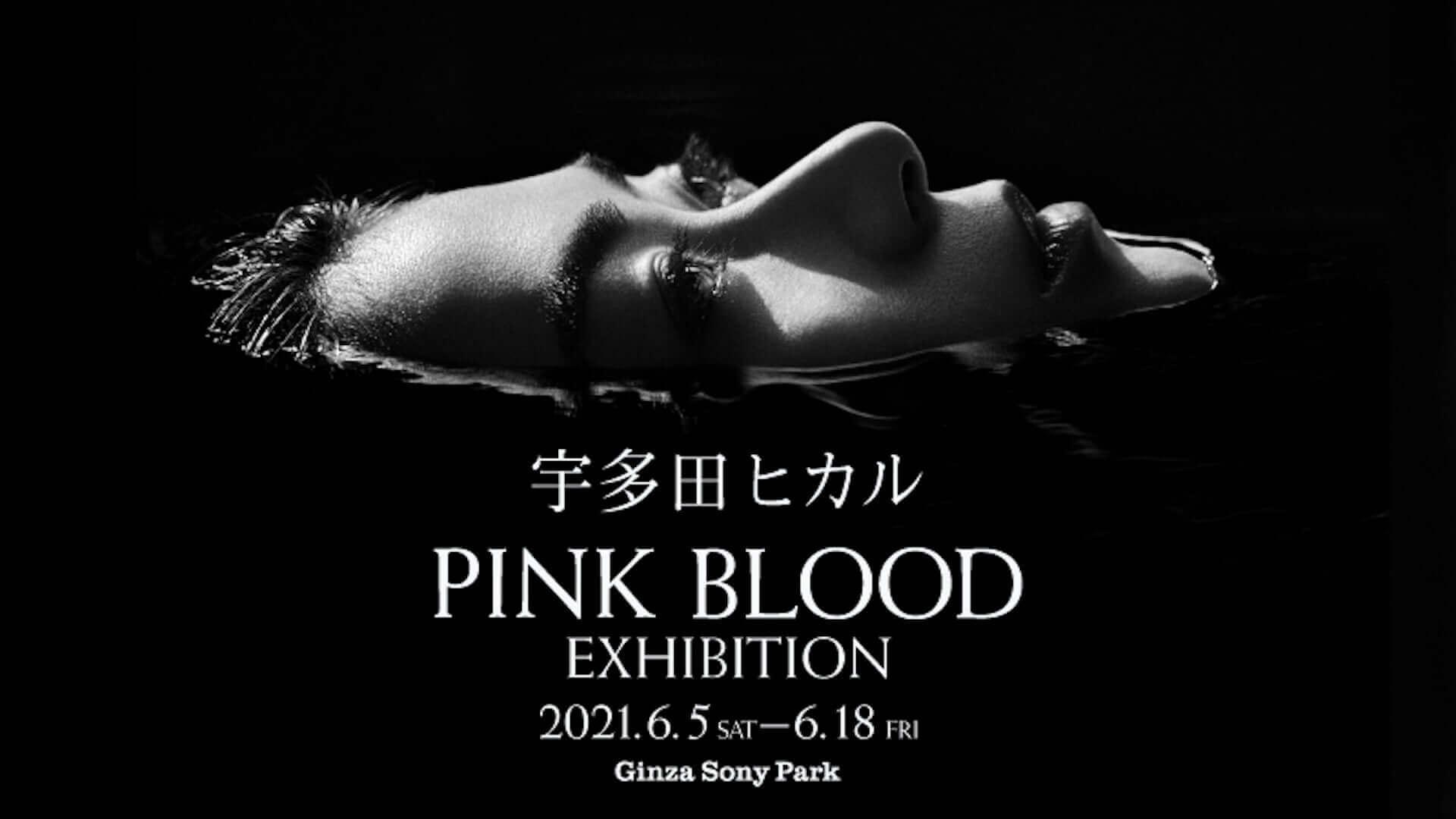 """宇多田ヒカルの人気企画「HIKARU UTADA Live TOP FAN PICKS」が今年も開催決定!""""PINK BLOOD""""のノベルティTシャツがもらえるキャンペーンも music210611_utadahikaru_pinkblood_4"""