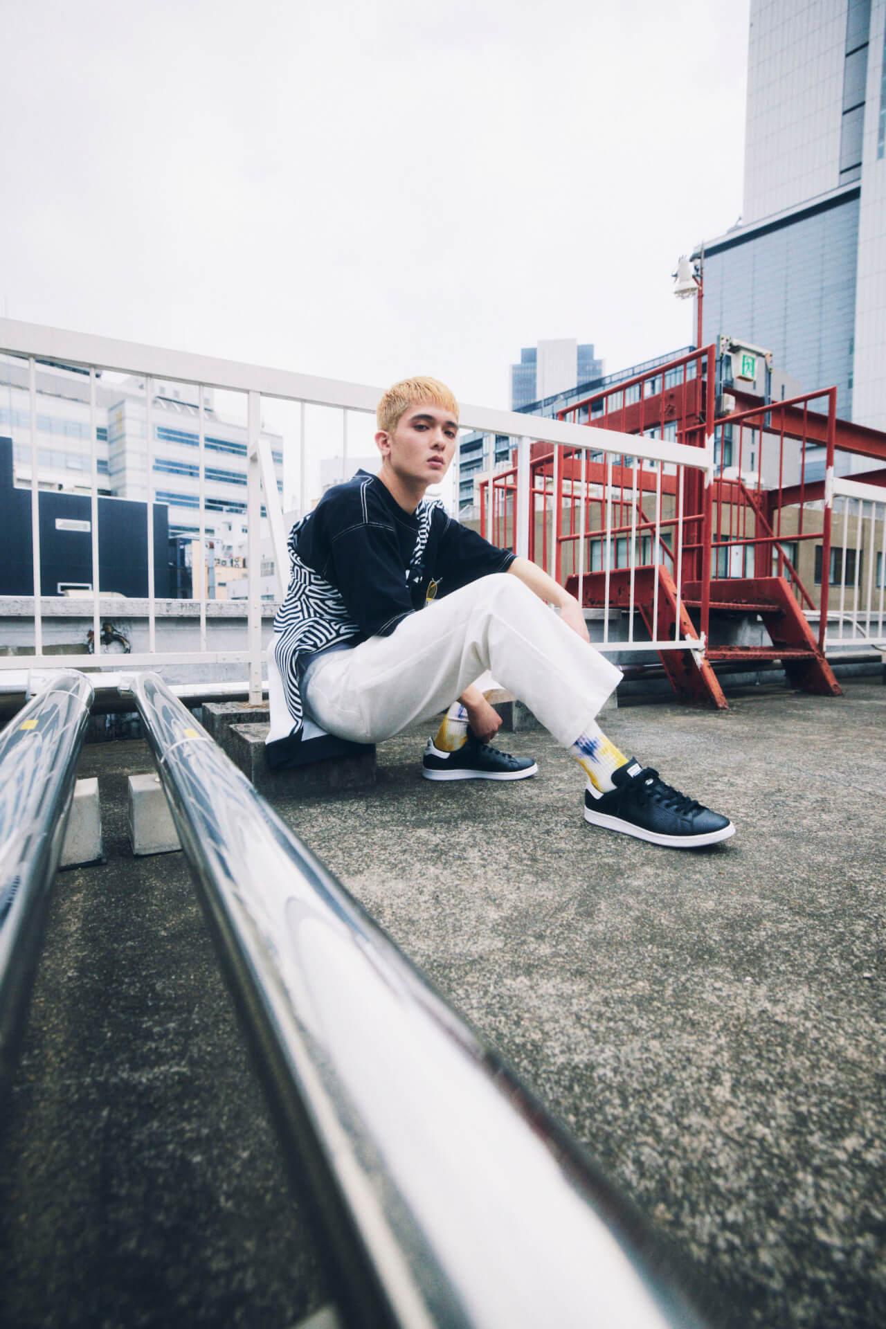 アディダス初の法被ジャケットと浴衣ジャケットが登場!高橋理子とのコラボコレクション『HIROKO TAKAHASHI COLLECTION』が販売開始 music210611_adidas2