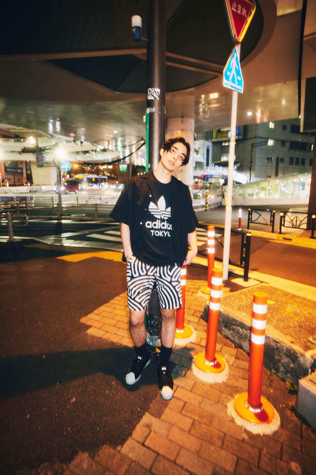 アディダス初の法被ジャケットと浴衣ジャケットが登場!高橋理子とのコラボコレクション『HIROKO TAKAHASHI COLLECTION』が販売開始 music210611_adidas6
