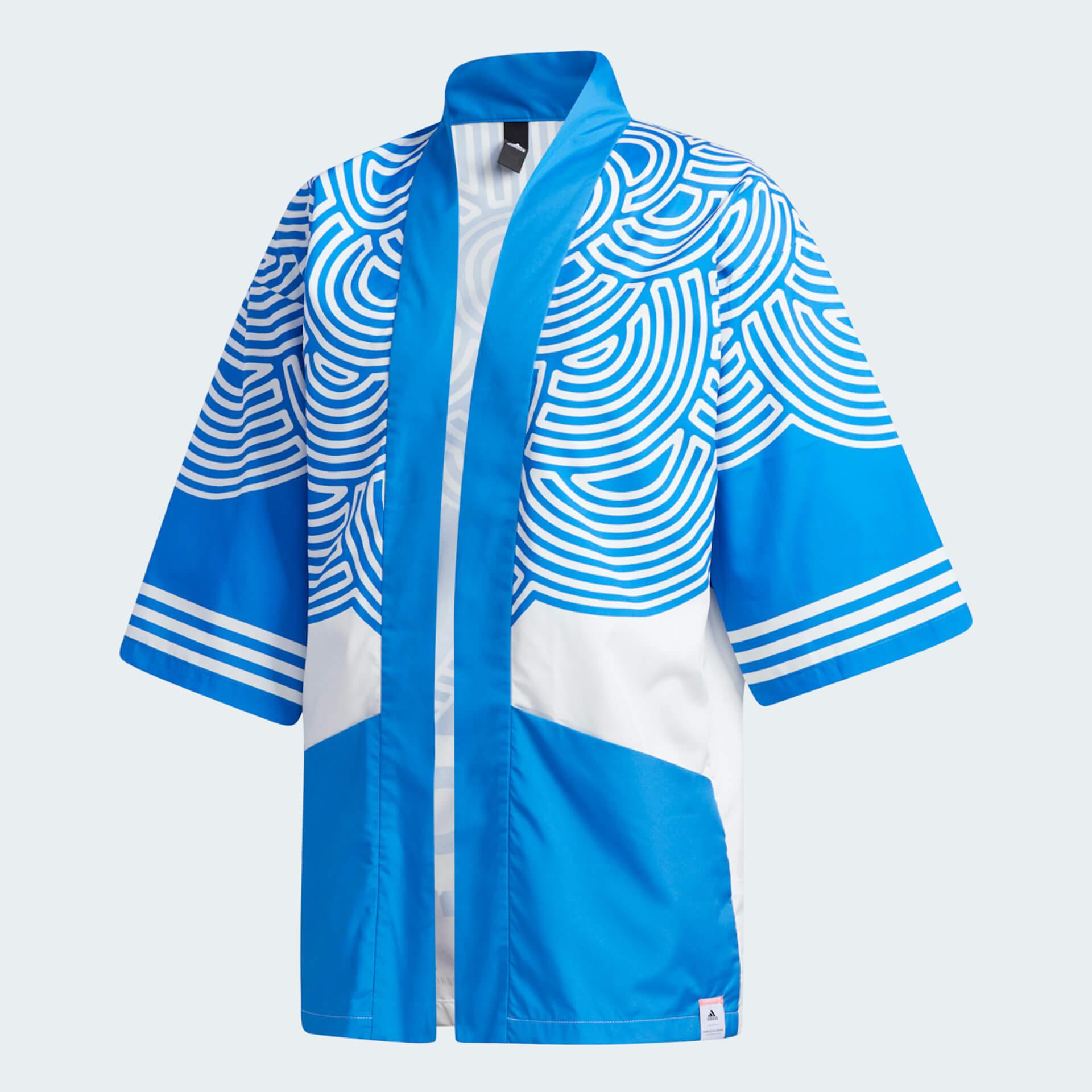 アディダス初の法被ジャケットと浴衣ジャケットが登場!高橋理子とのコラボコレクション『HIROKO TAKAHASHI COLLECTION』が販売開始 music210611_adidas12