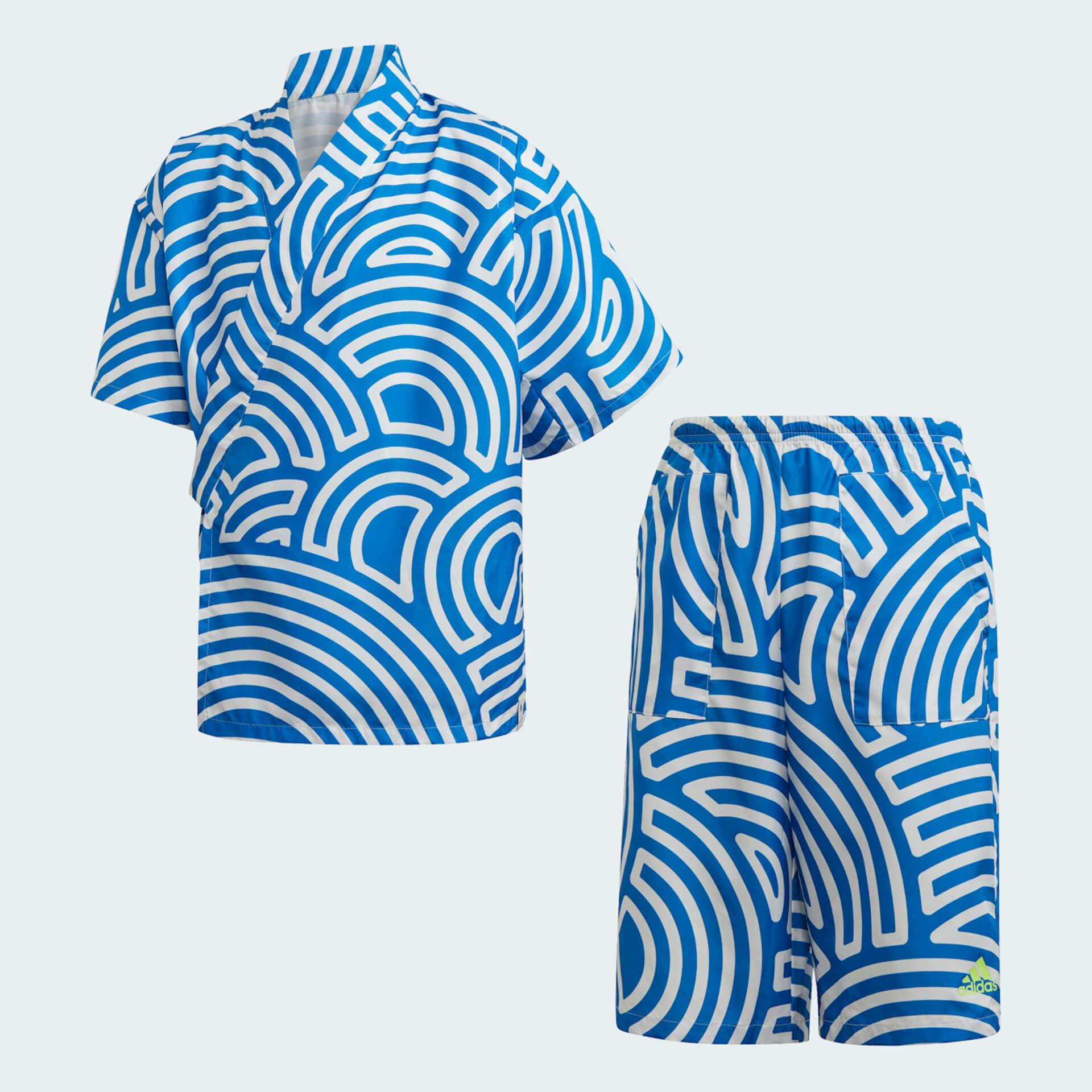 アディダス初の法被ジャケットと浴衣ジャケットが登場!高橋理子とのコラボコレクション『HIROKO TAKAHASHI COLLECTION』が販売開始 music210611_adidas14