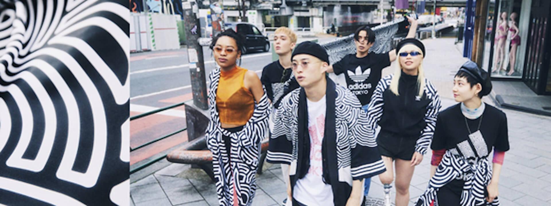 アディダス初の法被ジャケットと浴衣ジャケットが登場!高橋理子とのコラボコレクション『HIROKO TAKAHASHI COLLECTION』が販売開始 music210611_adidas17