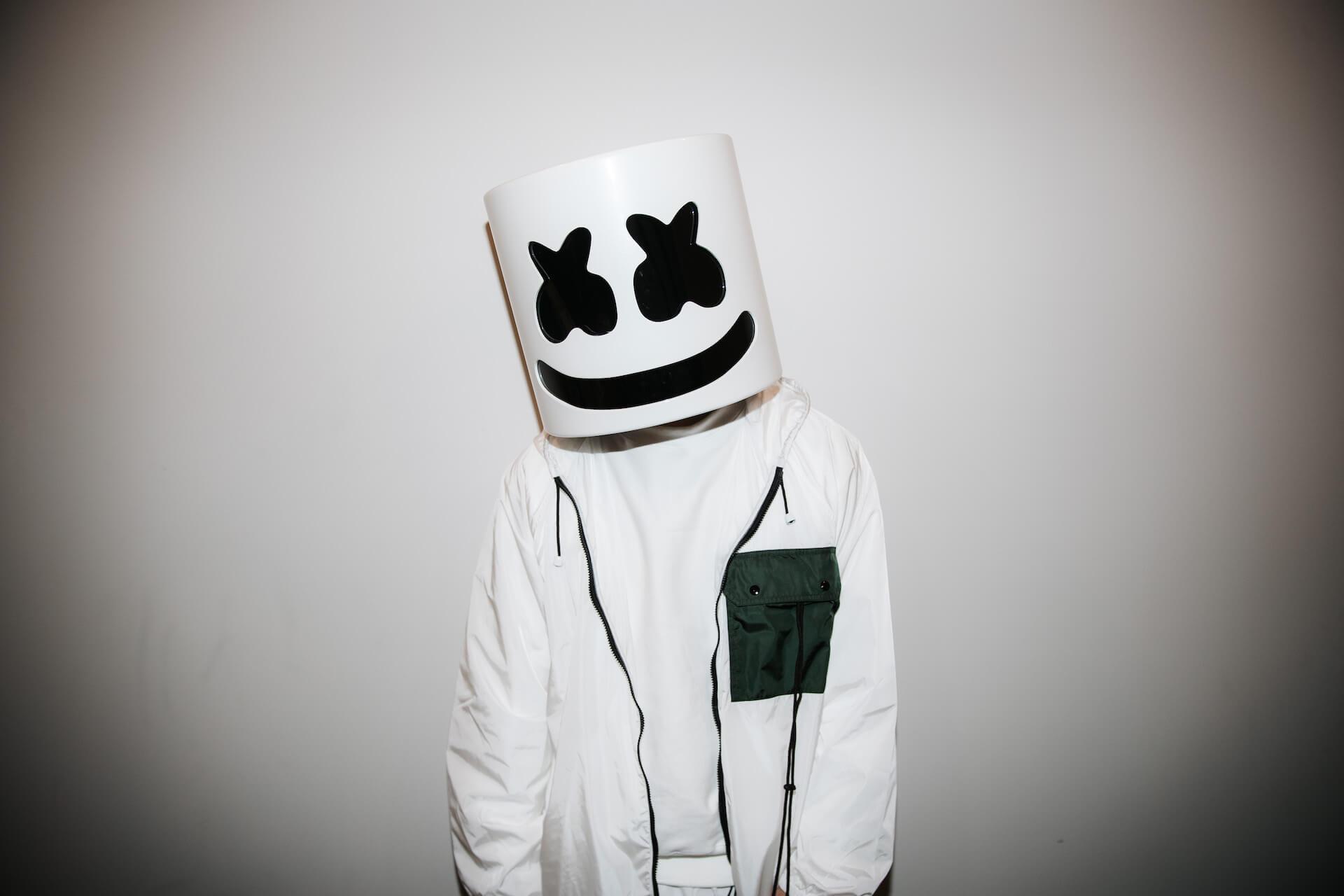 覆面DJ、Marshmelloが最新作「ショックウェイブ」をリリース|MeganTheeStallion、JuicyJらが参加 music210611-marshmello-1