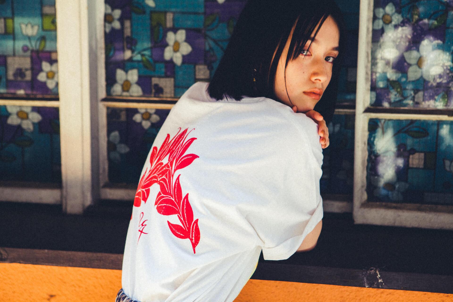 UA × Journal StandardのコラボTシャツが6月25日より店舗販売開始|美衣がモデルを務めるビジュアルも公開に life_fashion210611-ua-journalstandard-3