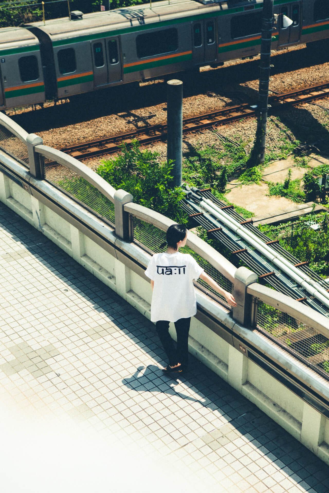 UA × Journal StandardのコラボTシャツが6月25日より店舗販売開始|美衣がモデルを務めるビジュアルも公開に life_fashion210611-ua-journalstandard-5