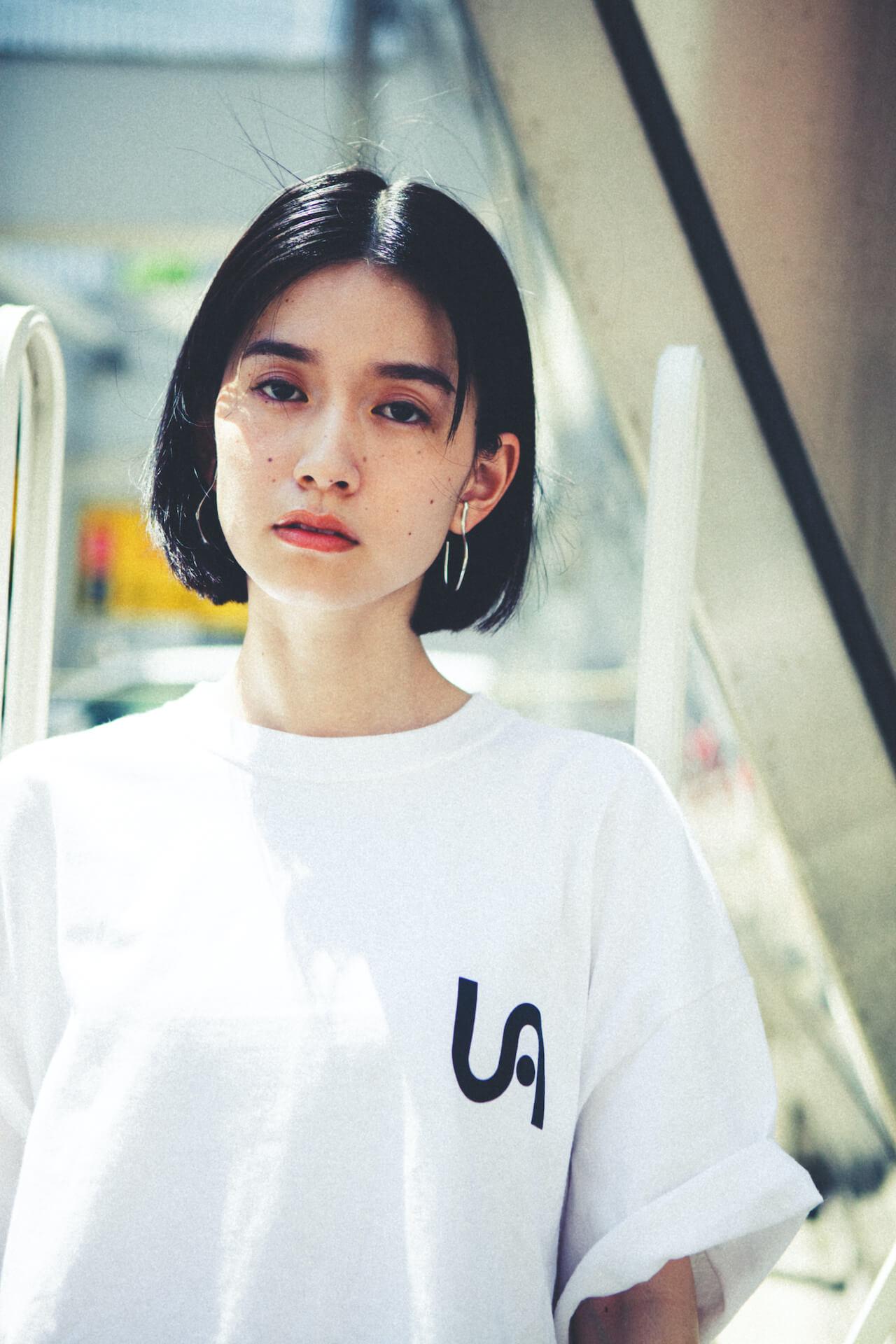 UA × Journal StandardのコラボTシャツが6月25日より店舗販売開始|美衣がモデルを務めるビジュアルも公開に life_fashion210611-ua-journalstandard-6