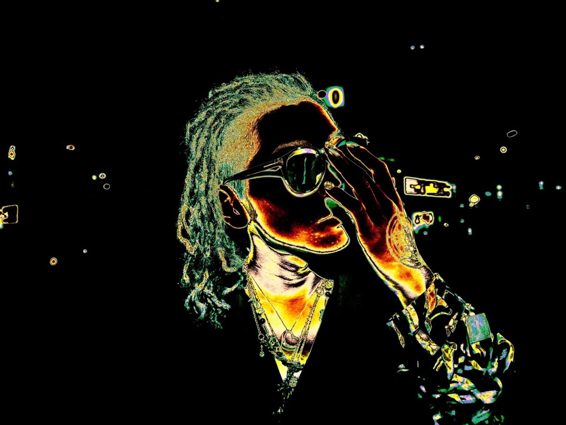 "SANTAWORLDVIEWのEP『IKIGAI 2』収録曲""Magnificent(feat. Leon Fanourakis)""のMVがプレミア公開決定! music210612_santaworldview_mv_2"