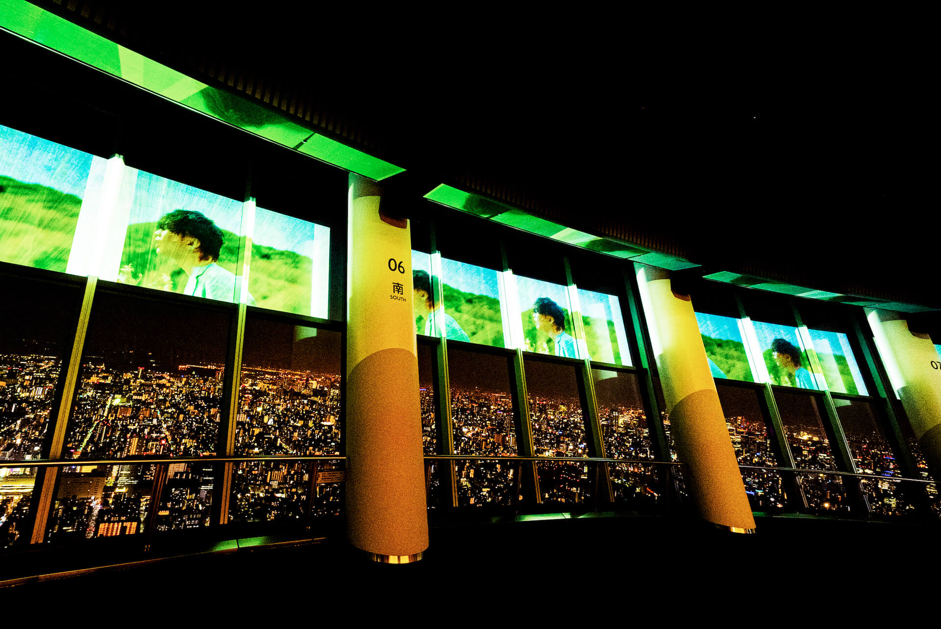 米津玄師ニューシングル『Pale Blue』発売記念で東京スカイツリーの特別ライティング&展望台でのMV上映が決定! music210611_yonezukenshi_1