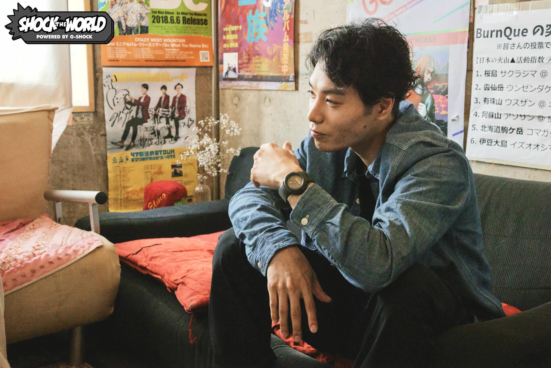 G-SHOCK『SHOCK THE WORLD』にTENDRE、Ryohuが登場!ふたりによる対談映像が解禁 life210614_tendre_ryohu_2