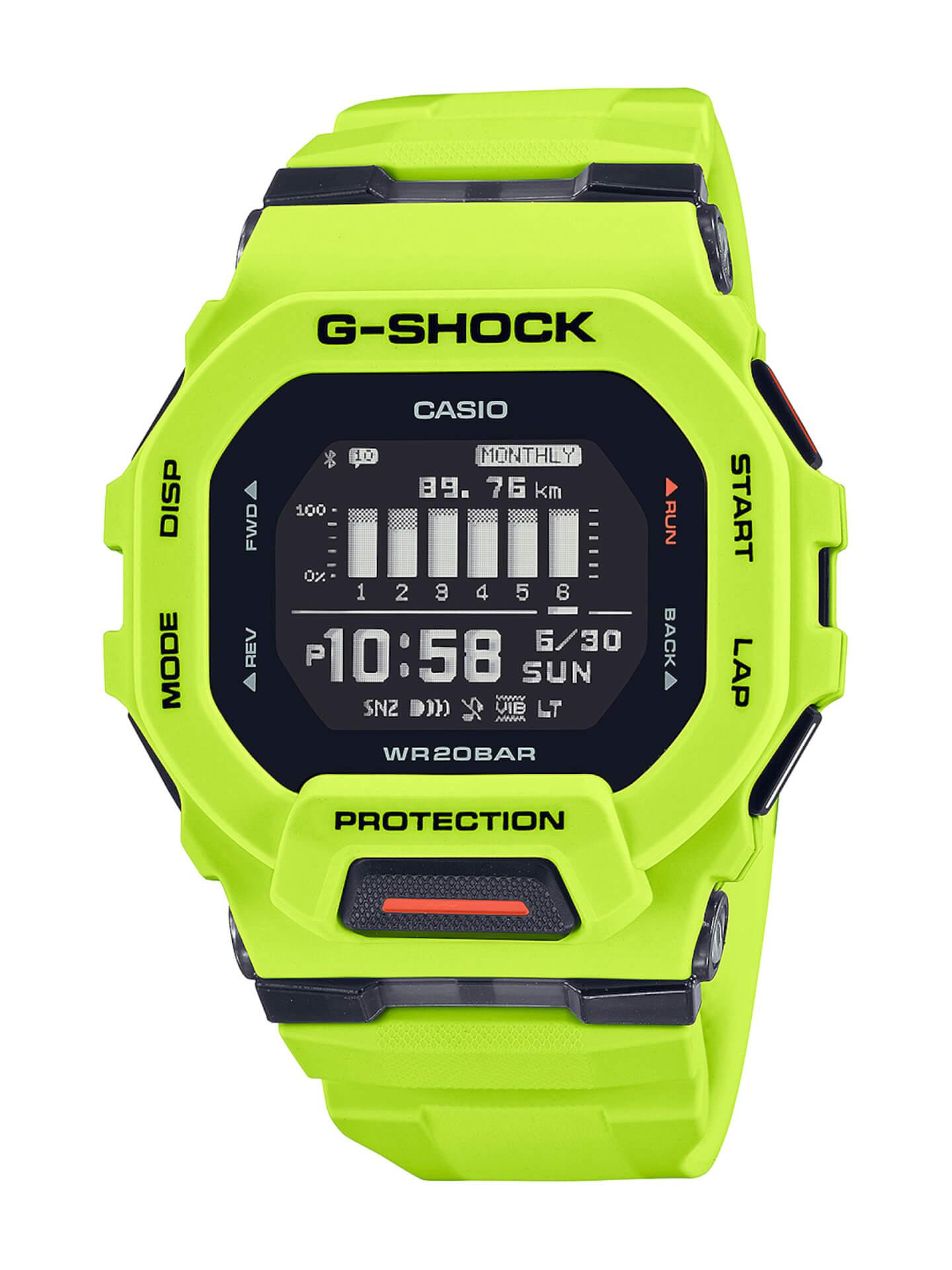 G-SHOCK「G-SQUAD」の角型ケース採用モデルに新製品『GBD-200』が登場! tech210615_gshock_gsquad_6