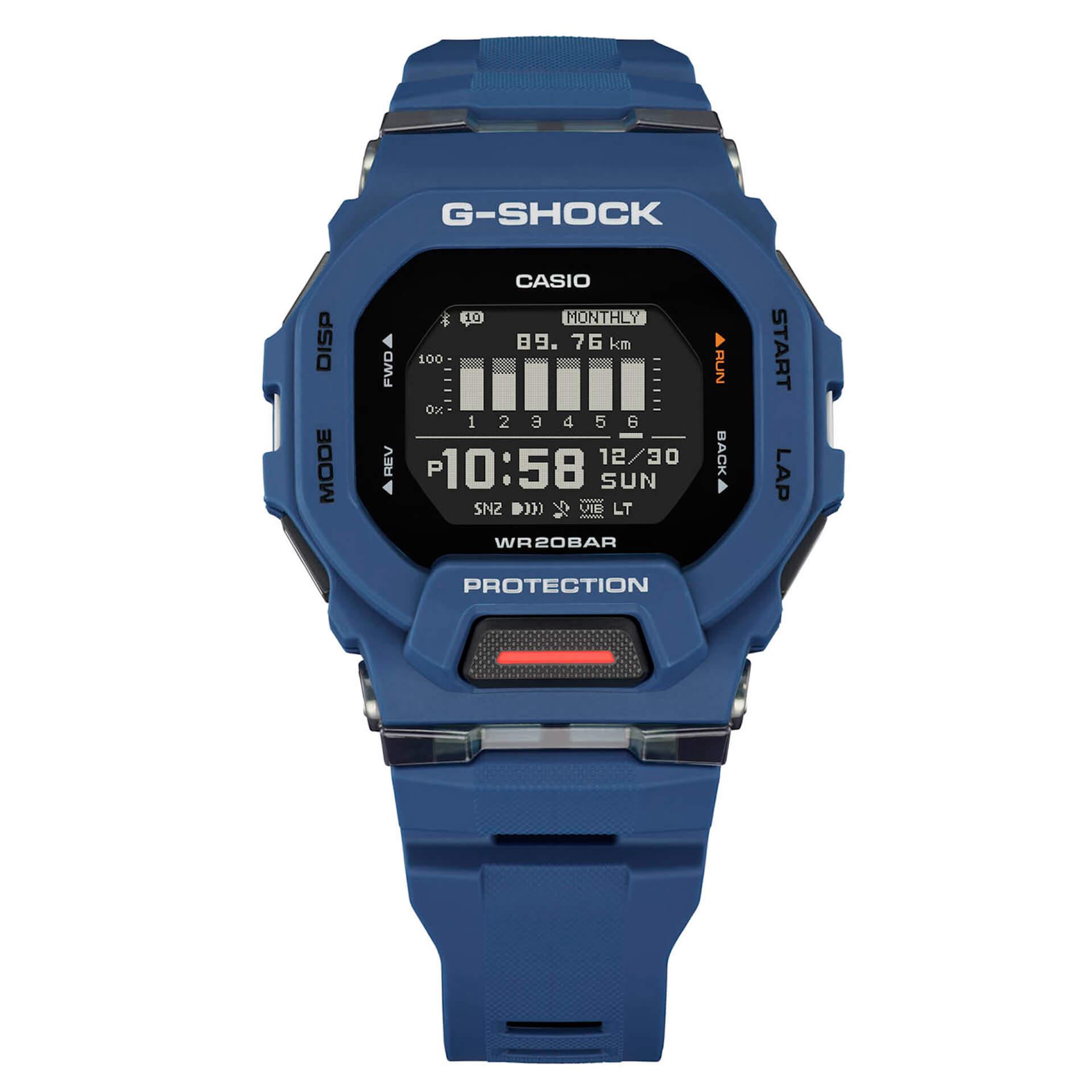 G-SHOCK「G-SQUAD」の角型ケース採用モデルに新製品『GBD-200』が登場! tech210615_gshock_gsquad_4