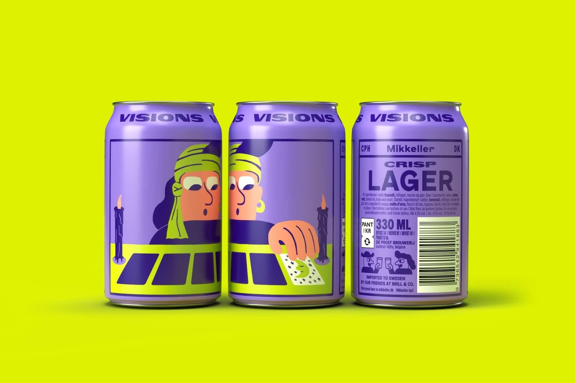 デンマーク生まれのクラフトビール「ミッケラー」が2021年8月より販売スタート!IPA、ペールエール、ラガーの3種がラインナップ gourmet210615_mikkeller_2