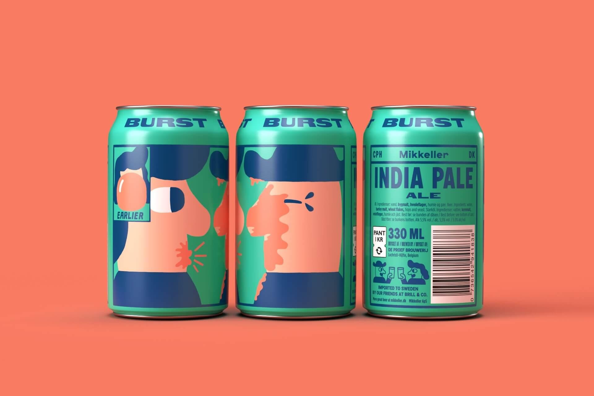 デンマーク生まれのクラフトビール「ミッケラー」が2021年8月より販売スタート!IPA、ペールエール、ラガーの3種がラインナップ gourmet210615_mikkeller_4