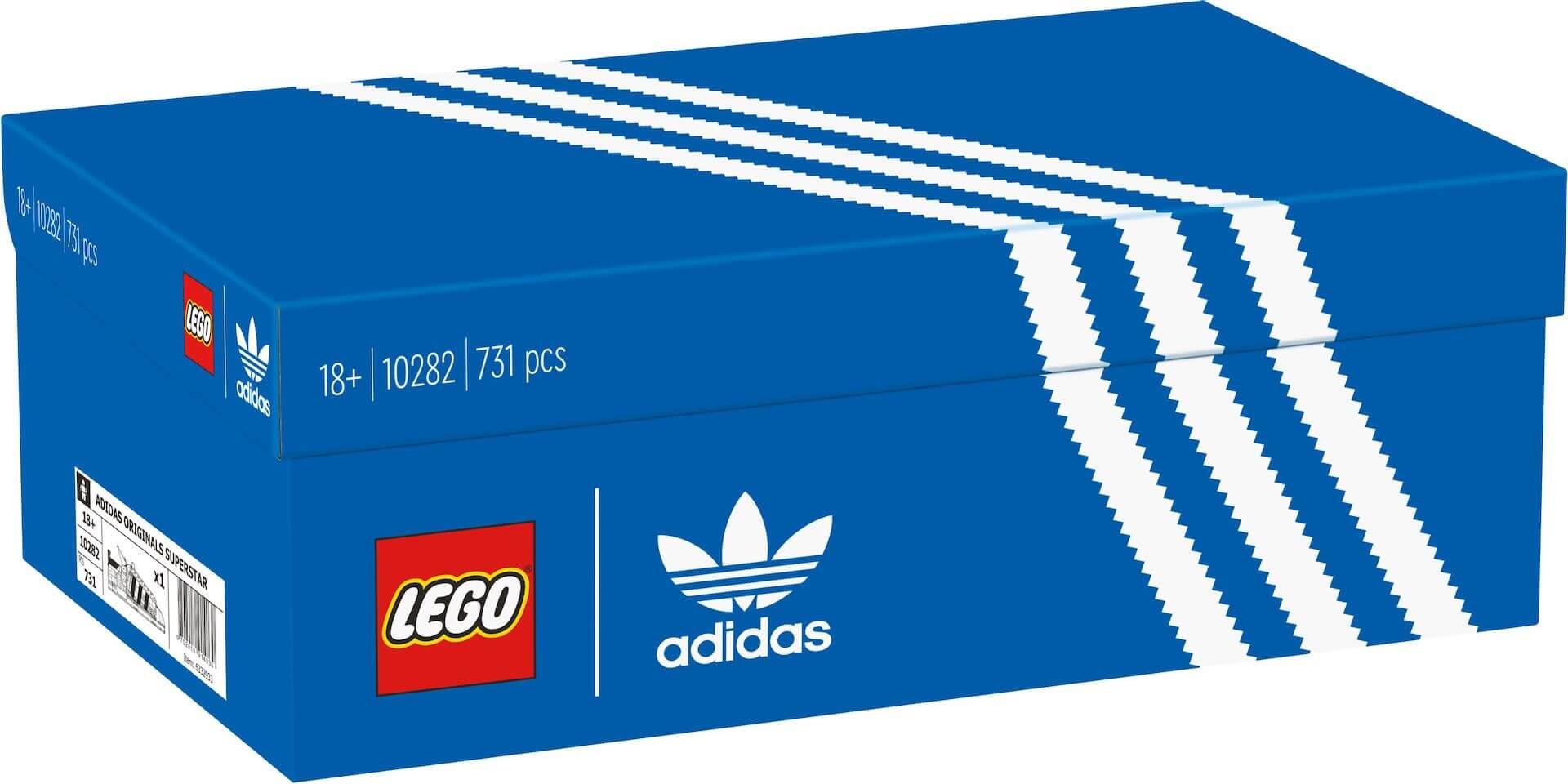 adidas Originalsとレゴのコラボアイテム「レゴ アディダス オリジナルス スーパースター」が発売決定! life210615_adidasoriginals_lego_3
