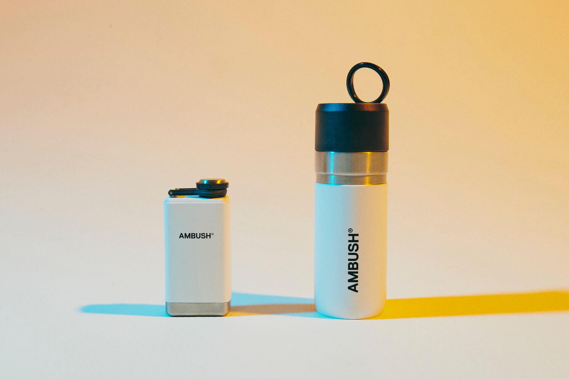 AMBUSHがPORTER、STANLEYとコラボ!真空ボトル、フラスコ、エコバックなどサスティナブルアイテムが発売決定 life210616_ambush_stanley_porter_3