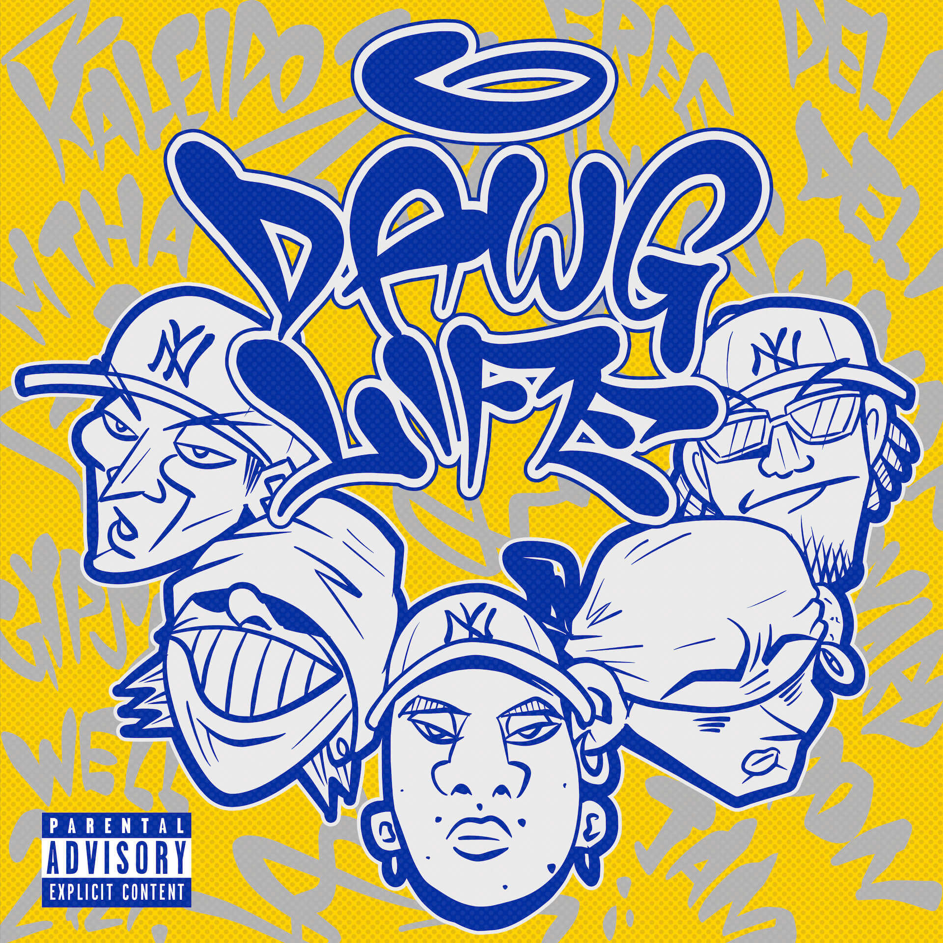 """Sounds' Deliの1stアルバムより新曲""""DAWG LIFE FREE STYLE""""がリリース決定!MESSが手がけたMVも公開 music210615_soundsdeli_1"""