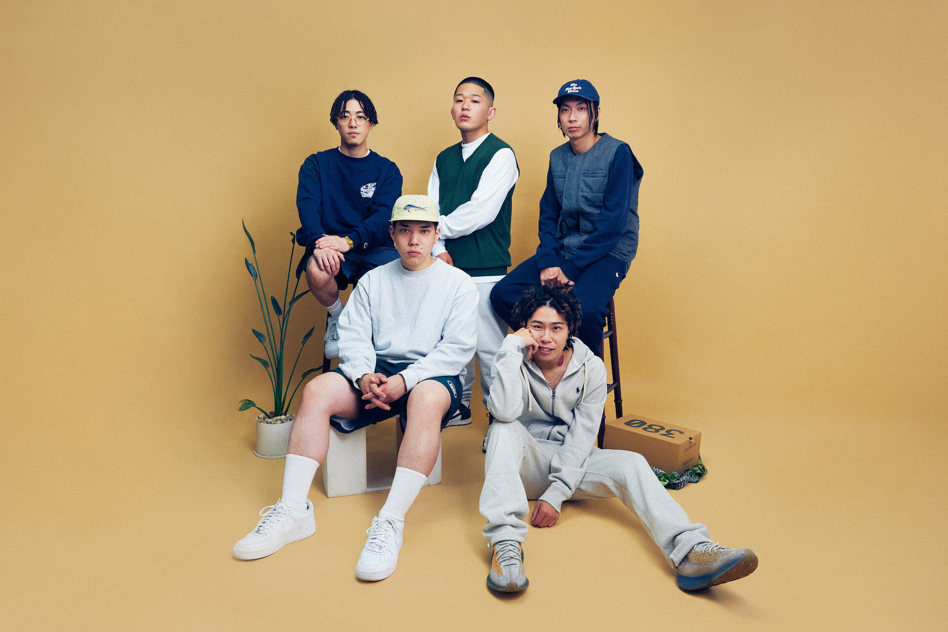 """Sounds' Deliの1stアルバムより新曲""""DAWG LIFE FREE STYLE""""がリリース決定!MESSが手がけたMVも公開 music210615_soundsdeli_2"""