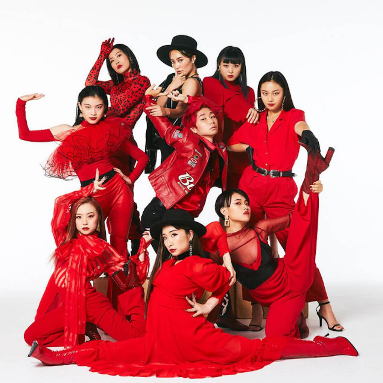MFSがダンスチームMONOLIZとのコラボ楽曲「Better Now」MVを公開|監督はITARU SAWADA music210616-mfs-monoliz-4