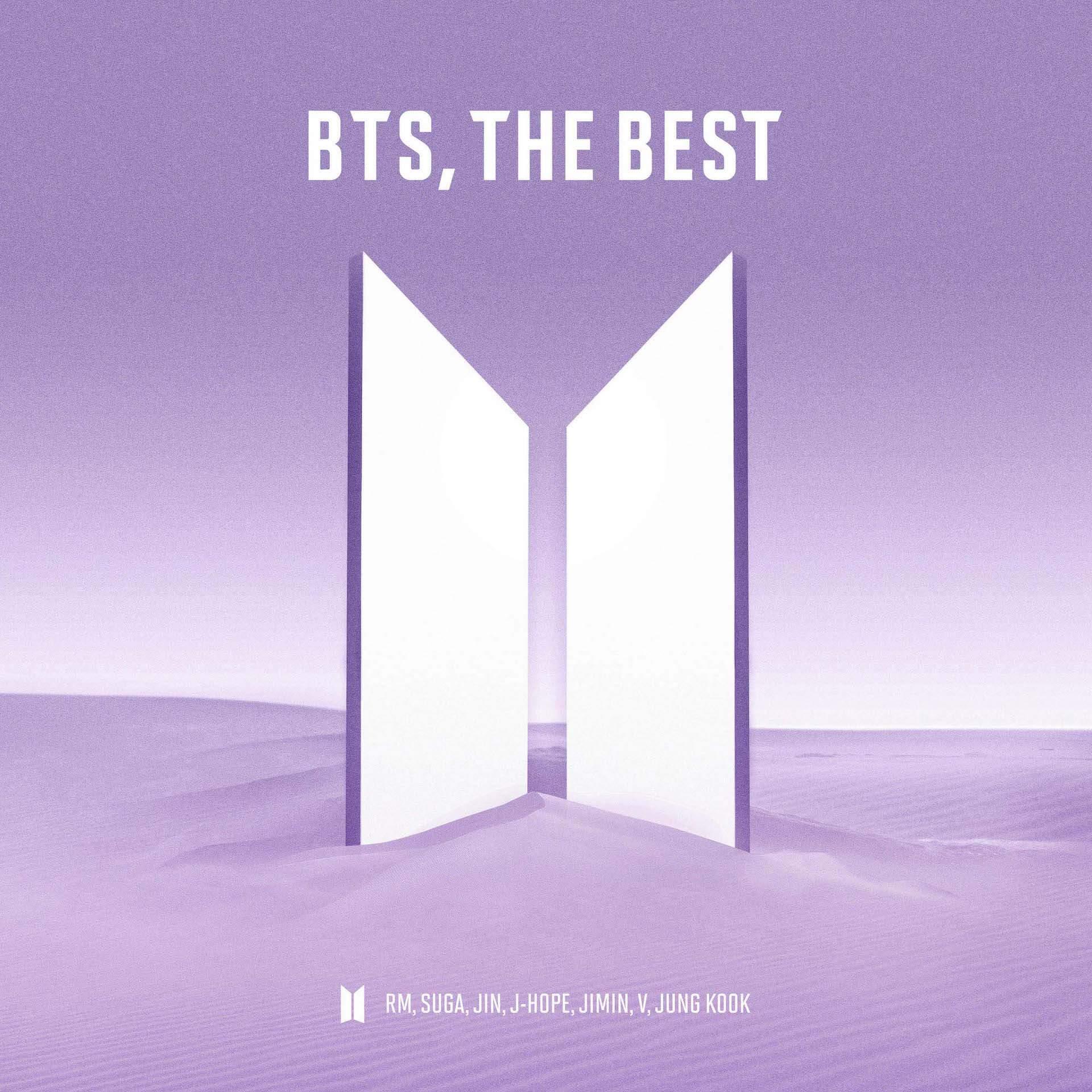 BTS『BTS, THE BEST』が発売初日に57.2万枚セールスで初週売上1位に!今年度最高初週売上更新 music210617_bts_the_best_2