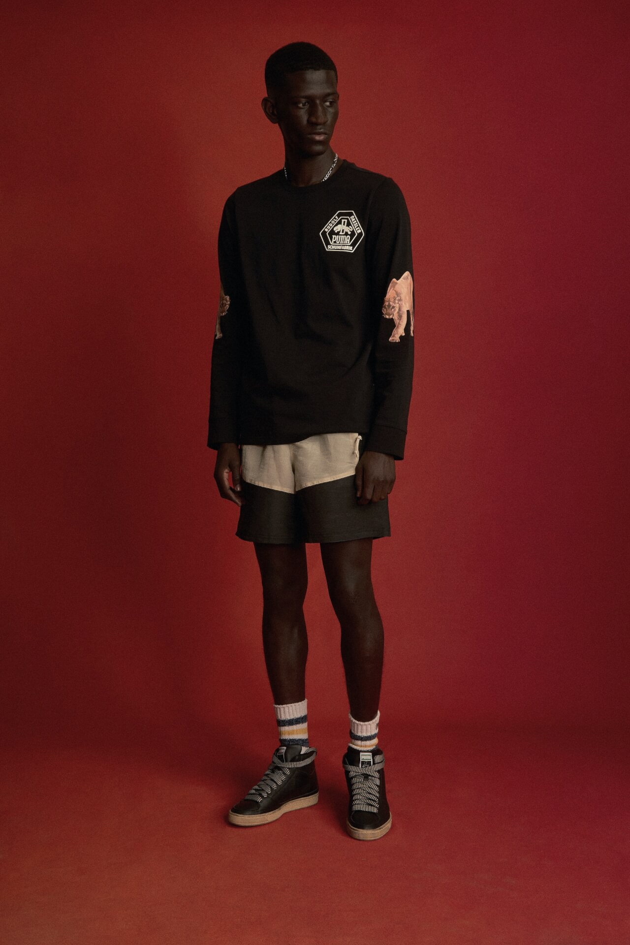 LA発ストリートブランドRHUDEとPUMAによるコラボレーションアイテムが新登場!「PUMA SUEDE」の新モデルも本日発売 Fashion10617_PUMA9