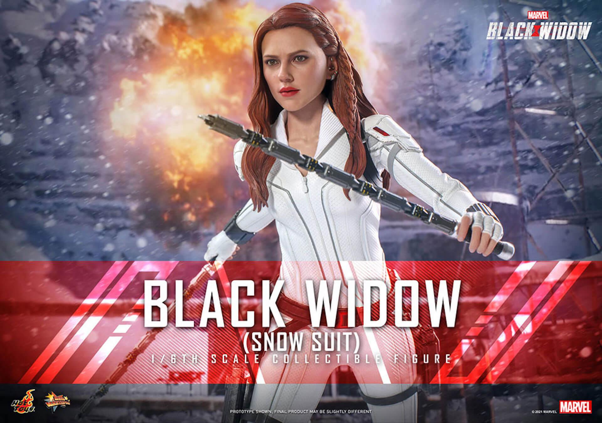 マーベル・スタジオ『ブラック・ウィドウ』のブラック・ウィドウ&タスクマスターがホットトイズの1/6スケールフィギュアになって登場! art210618_hottoys_blackwidow_16